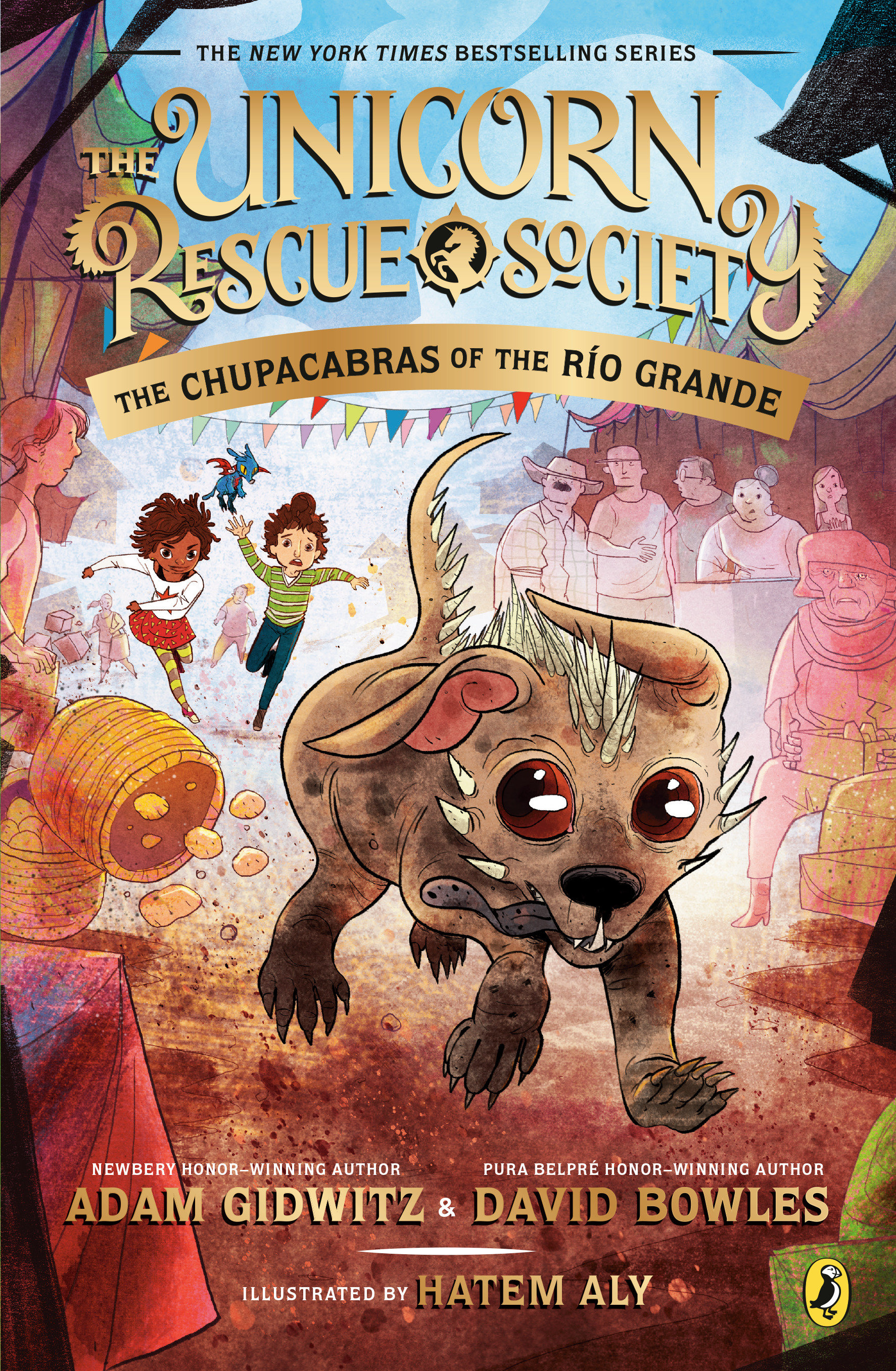The chupacabras of the Río Grande cover image