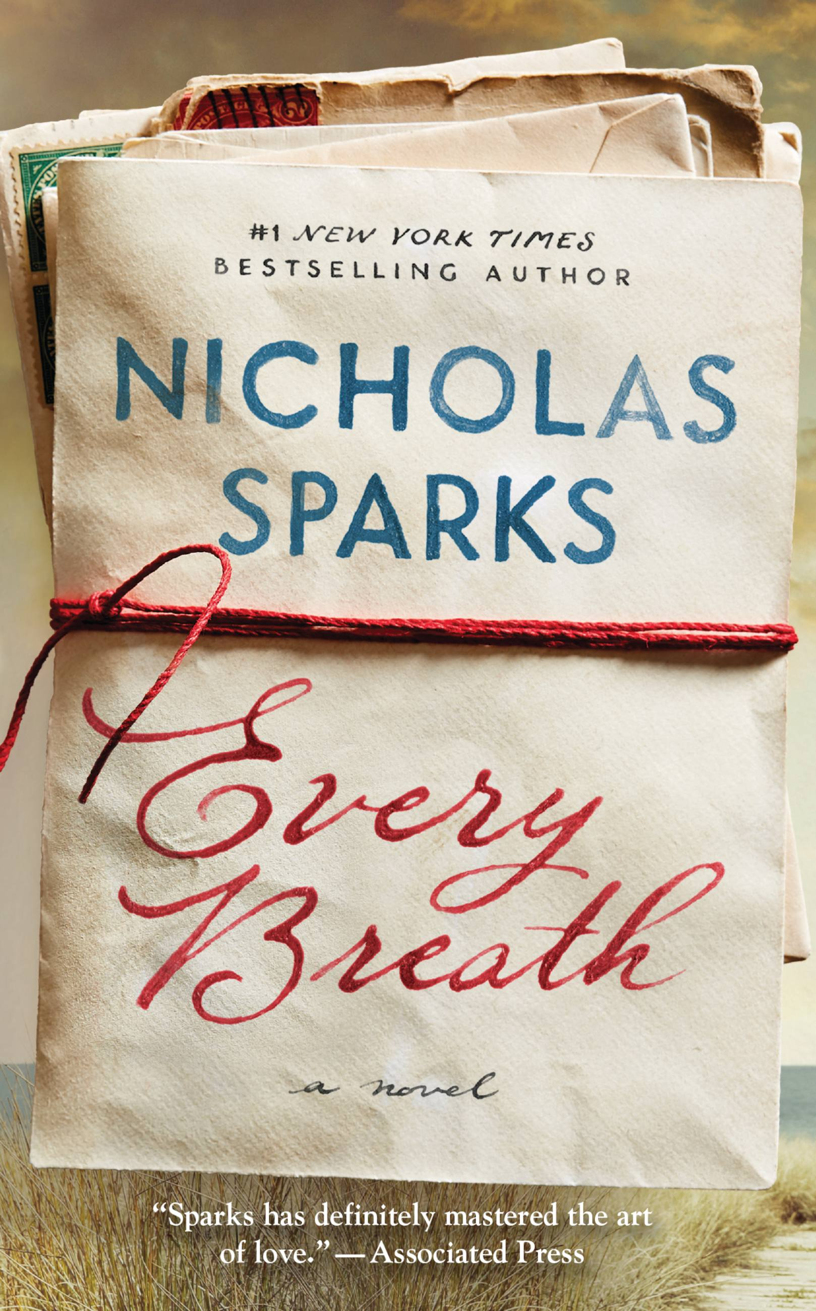 Cover Image of Every Breath