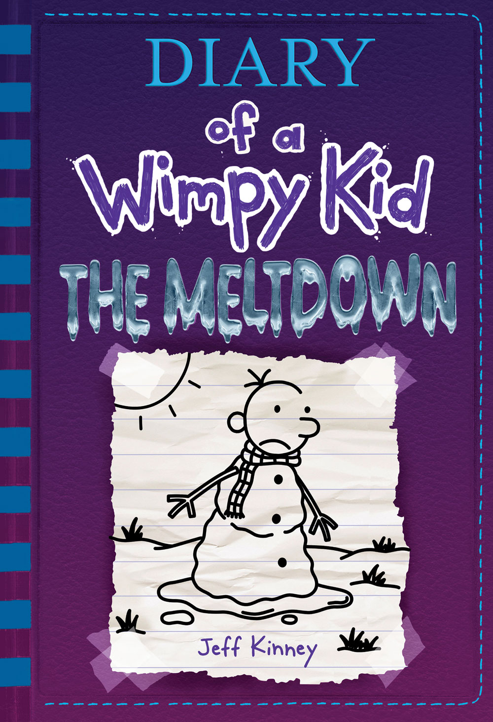 Cover Image of The Meltdown (Diary of a Wimpy Kid Book 13)