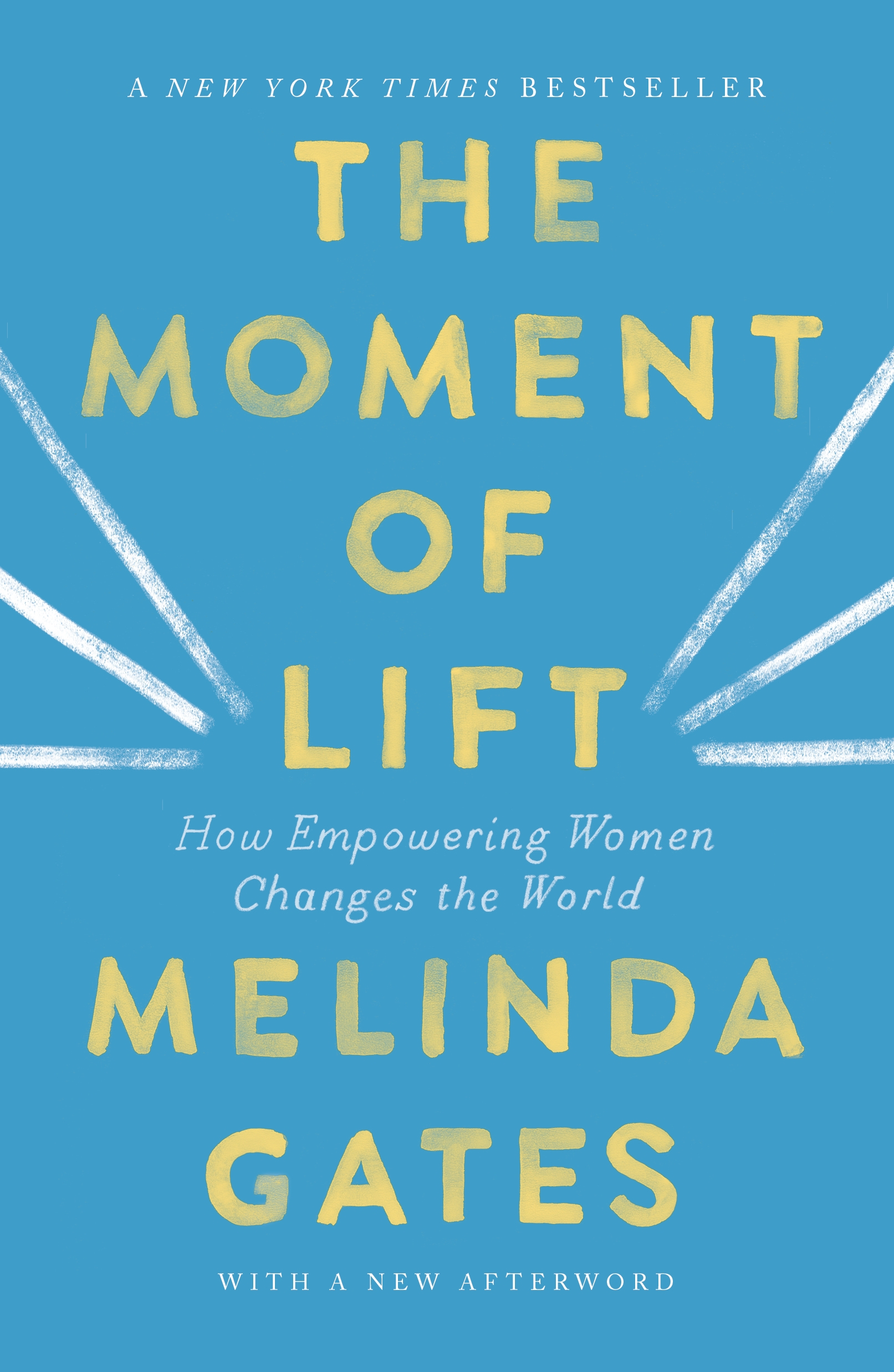 The moment of lift how empowering women changes the world cover image
