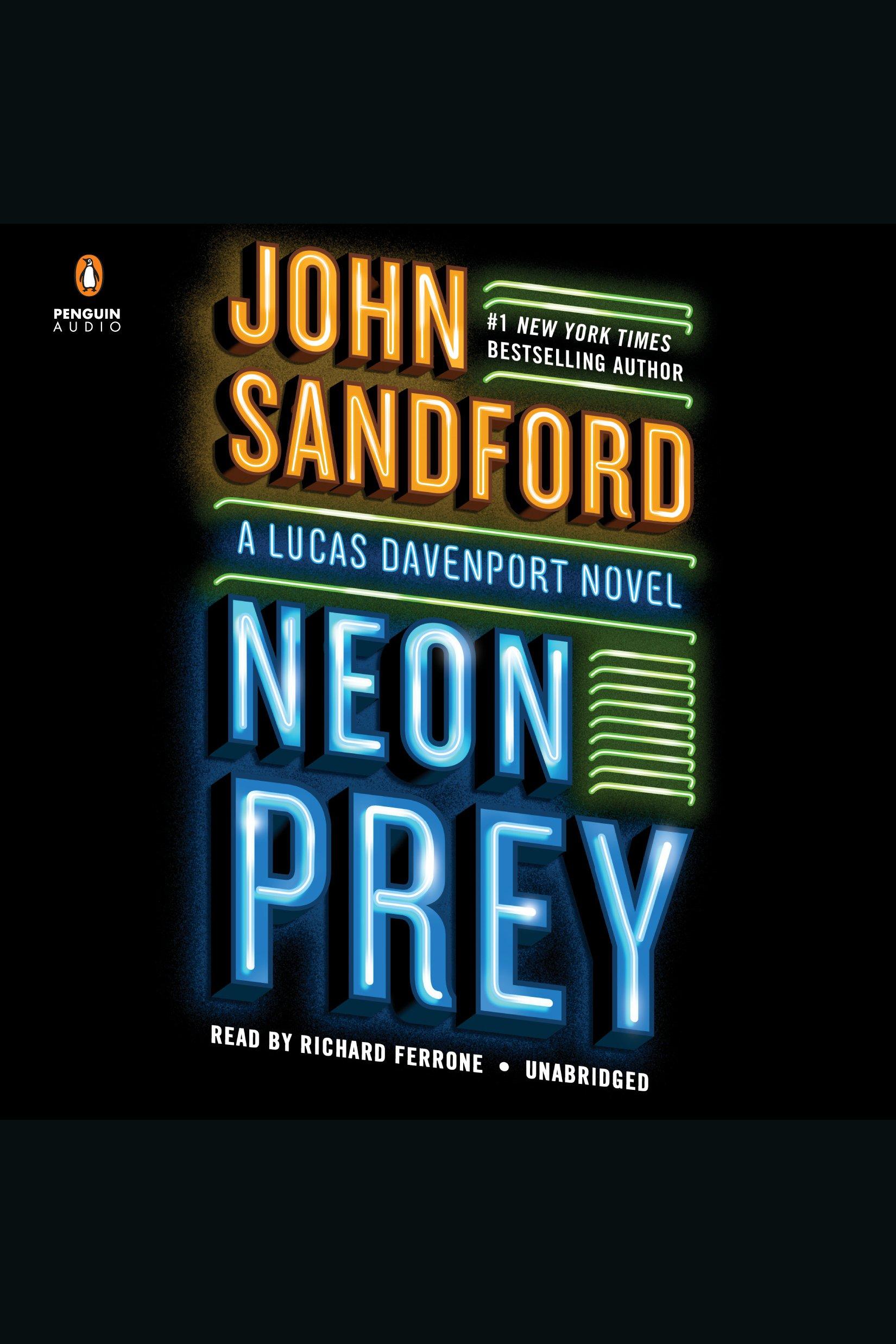 Neon prey cover image