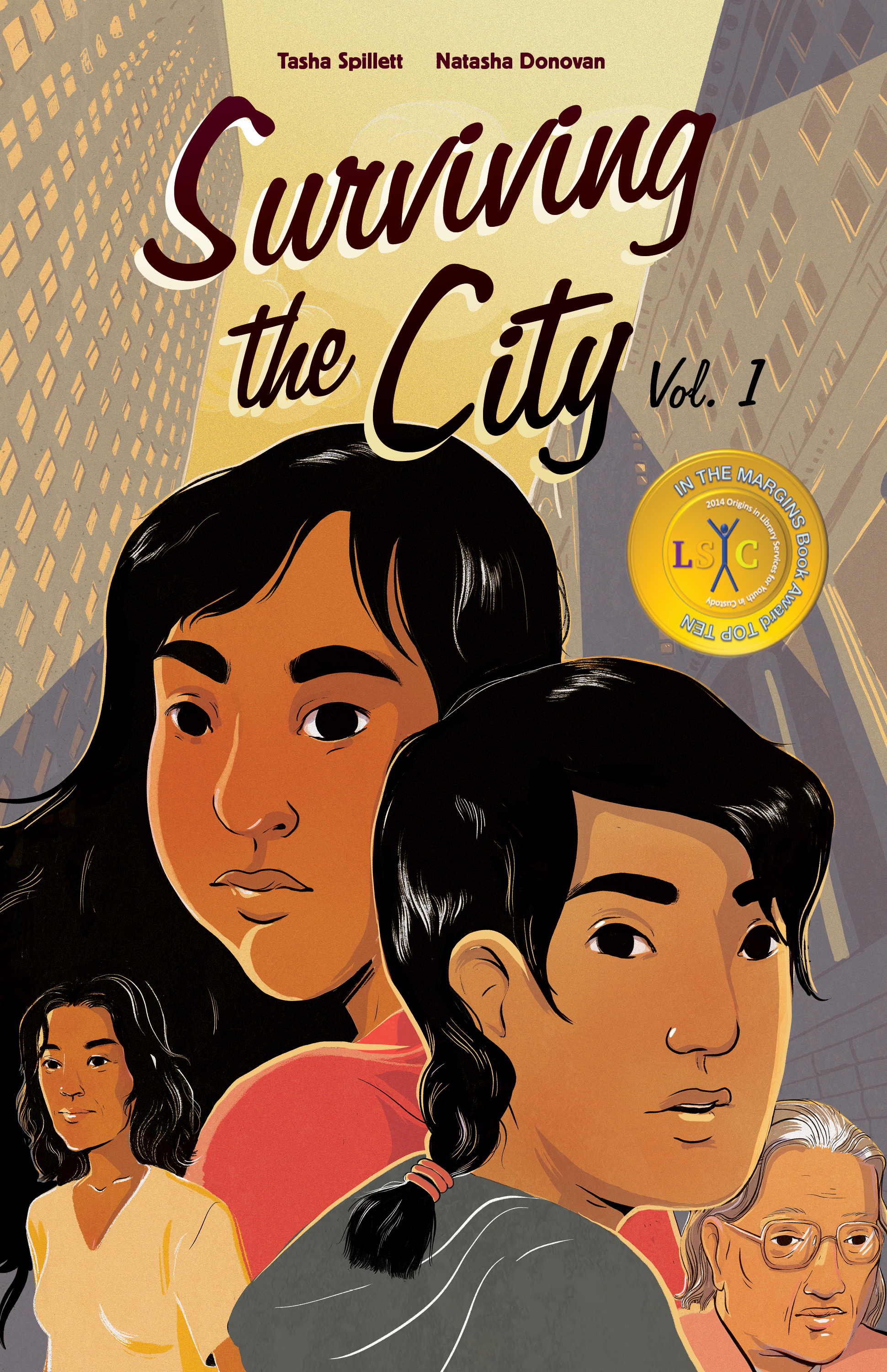 Cover Image of Surviving the City