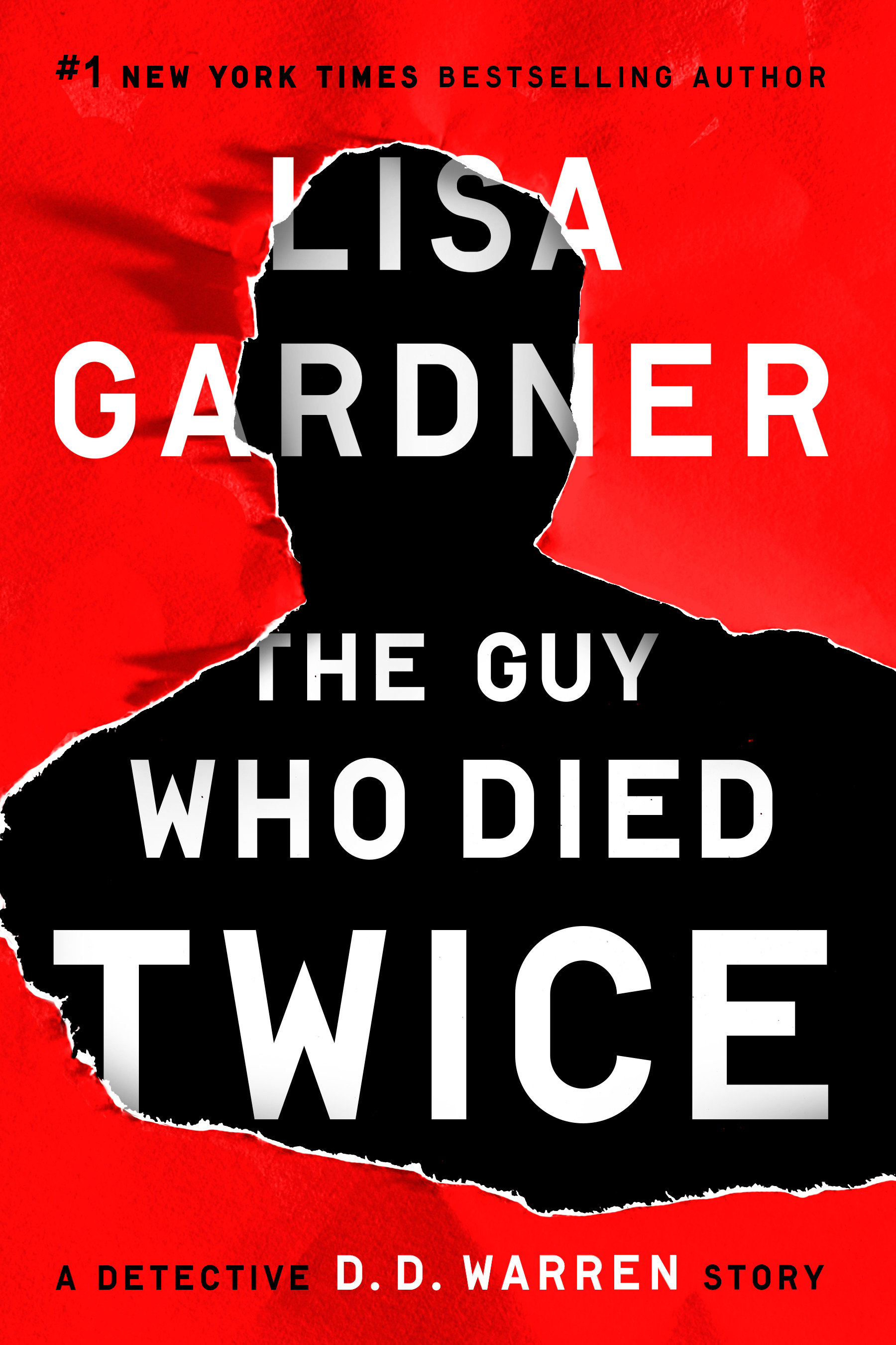 The Guy Who Died Twice A Detective D.D. Warren Story cover image