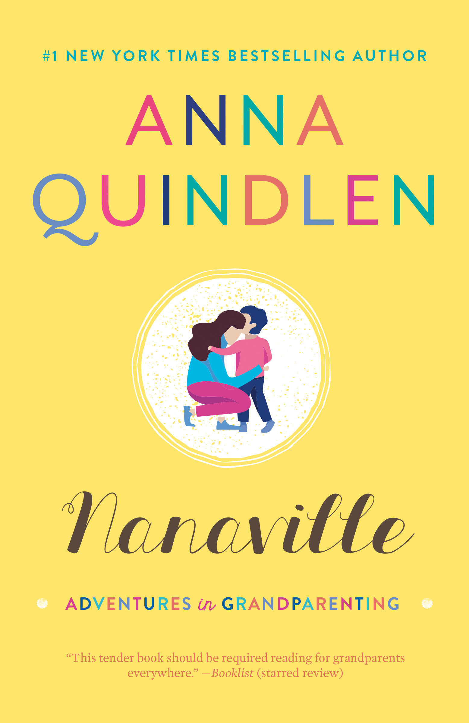 Nanaville adventure in grandparenting cover image