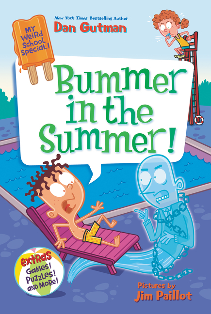 Bummer in the summer! [electronic resource (downloadable eBook)]
