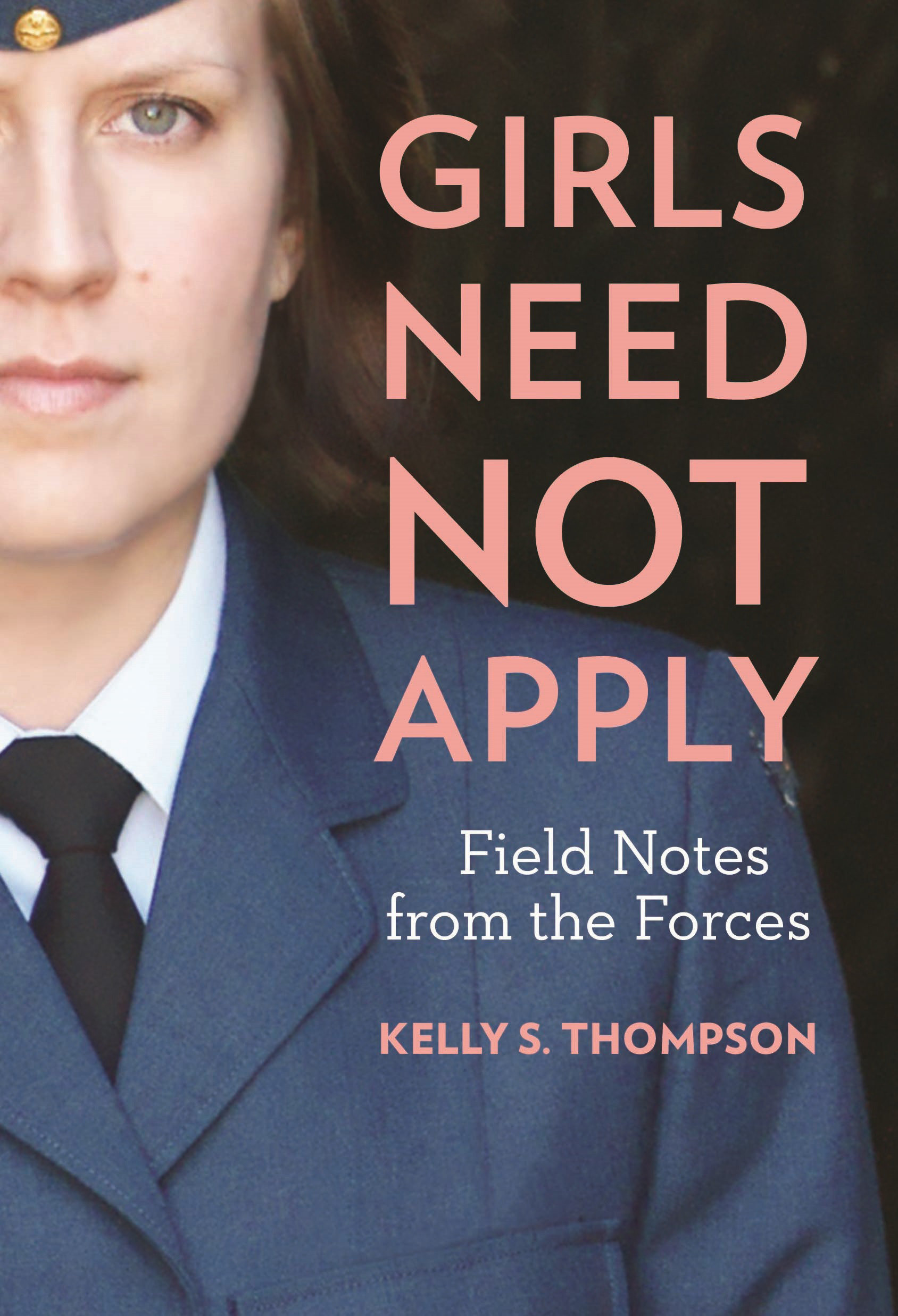 Cover Image of Girls Need Not Apply