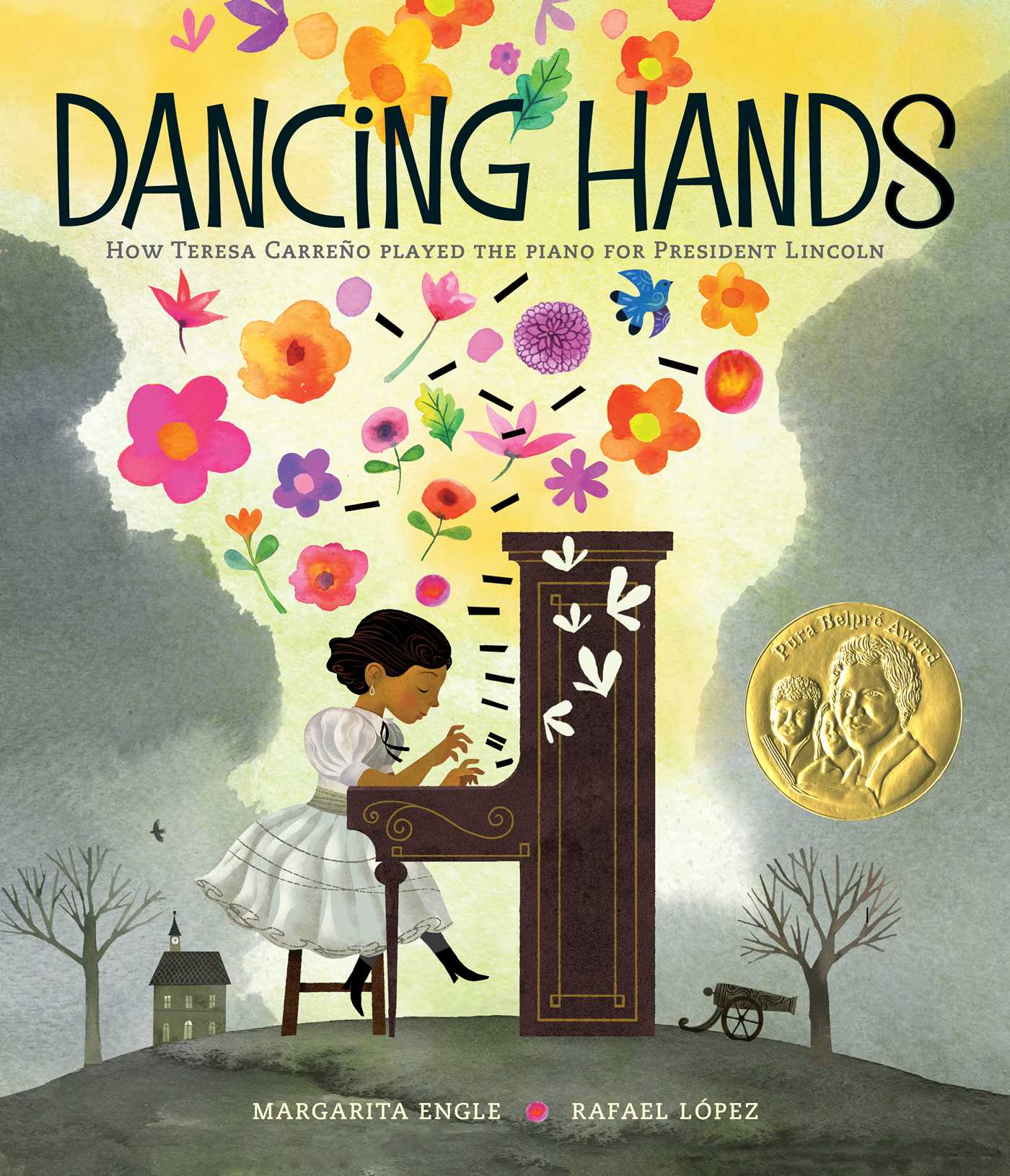 Dancing Hands How Teresa Carreño Played the Piano for President Lincoln