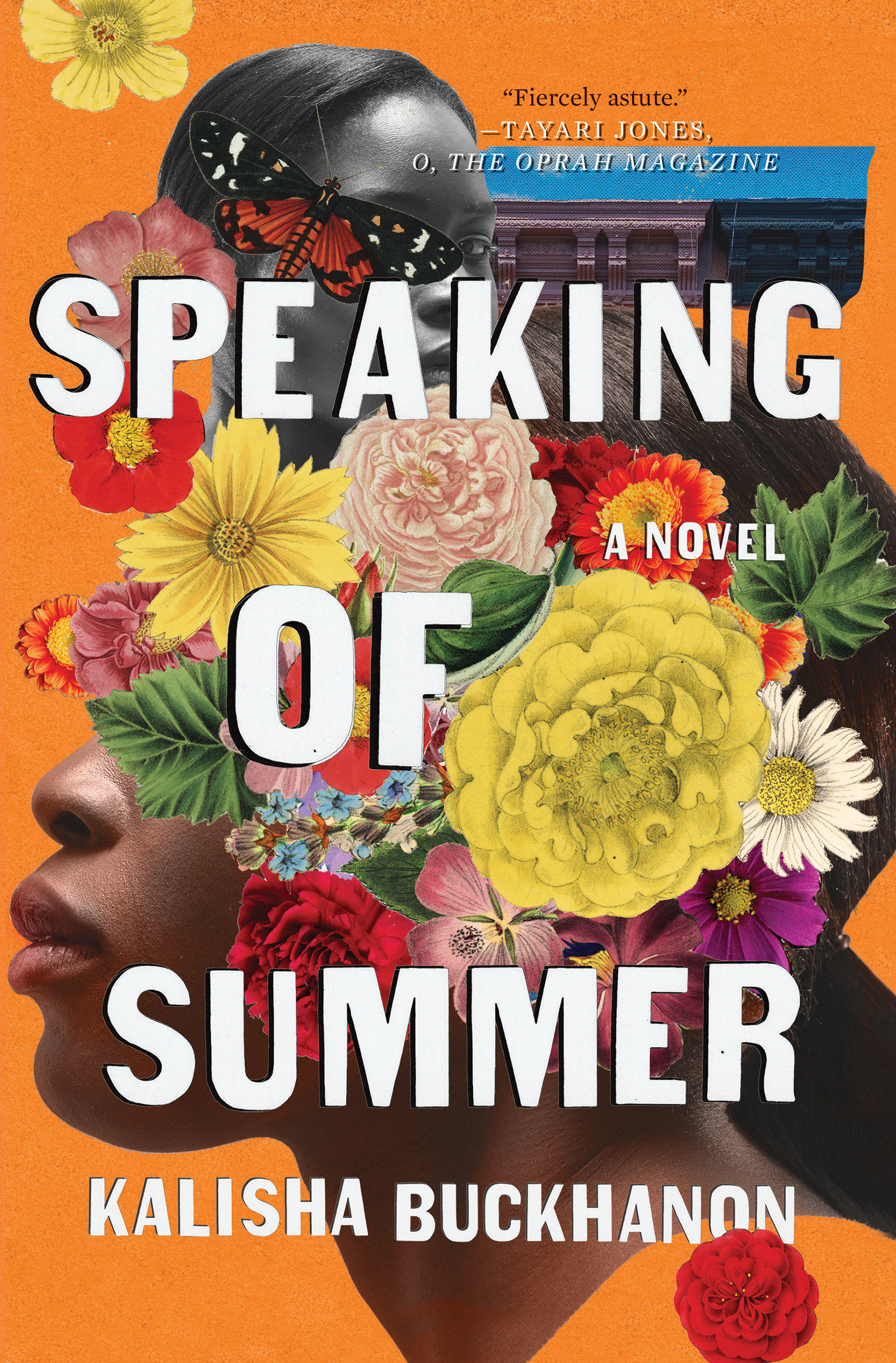 Speaking of Summer A Novel