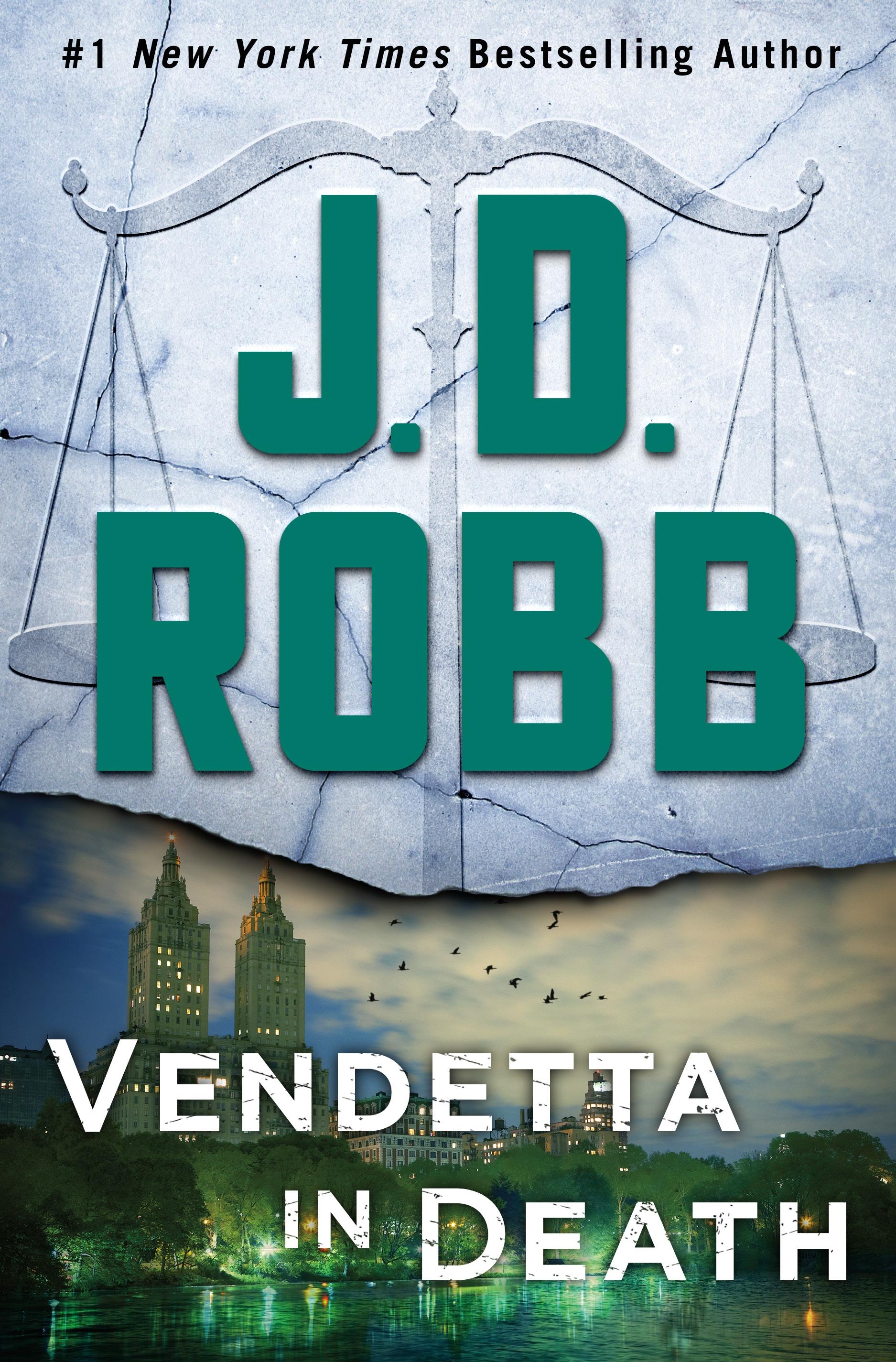 Vendetta in Death An Eve Dallas Novel (In Death, Book 49)