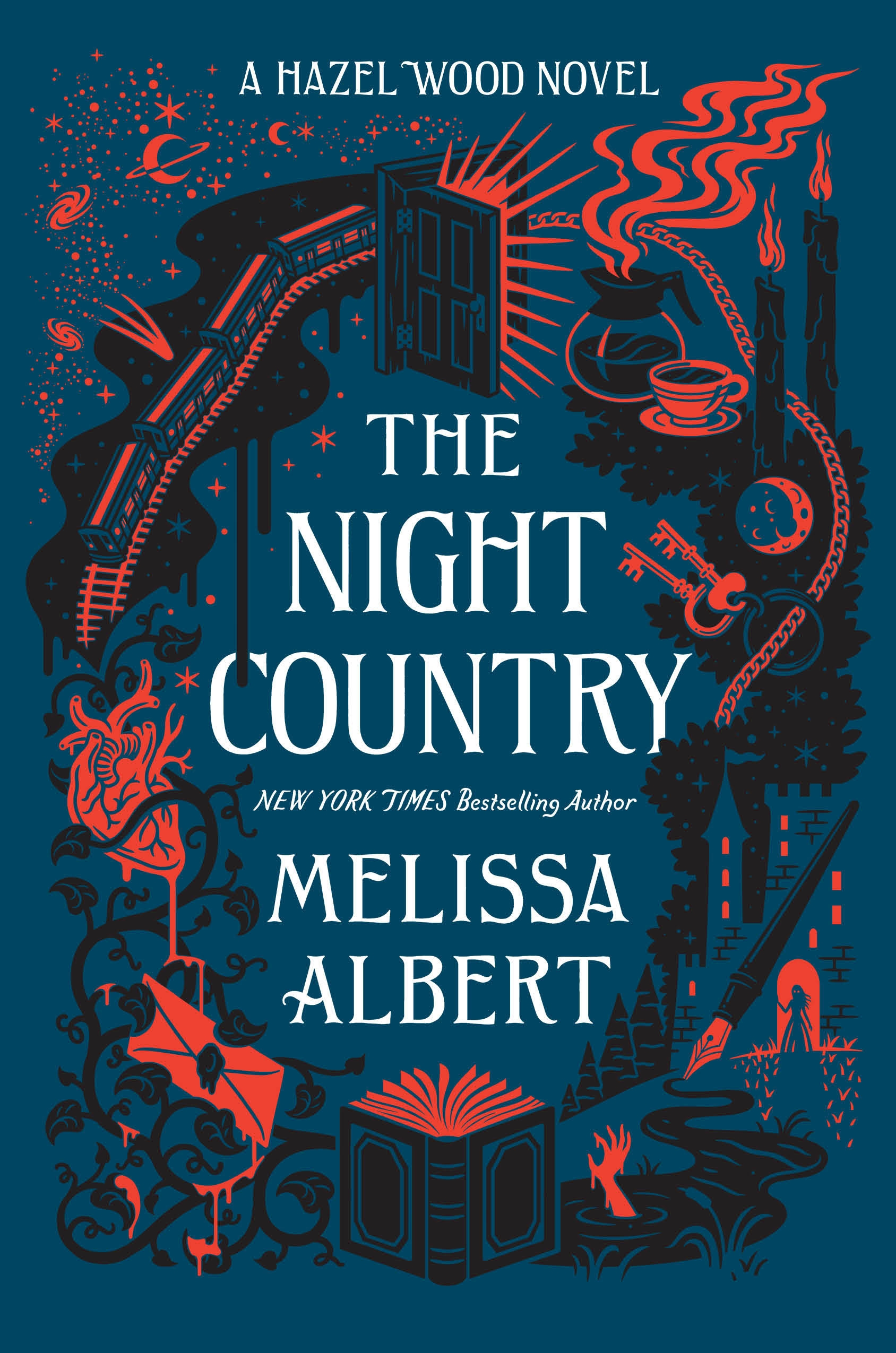 The Night Country [electronic resource] : A Hazel Wood Novel