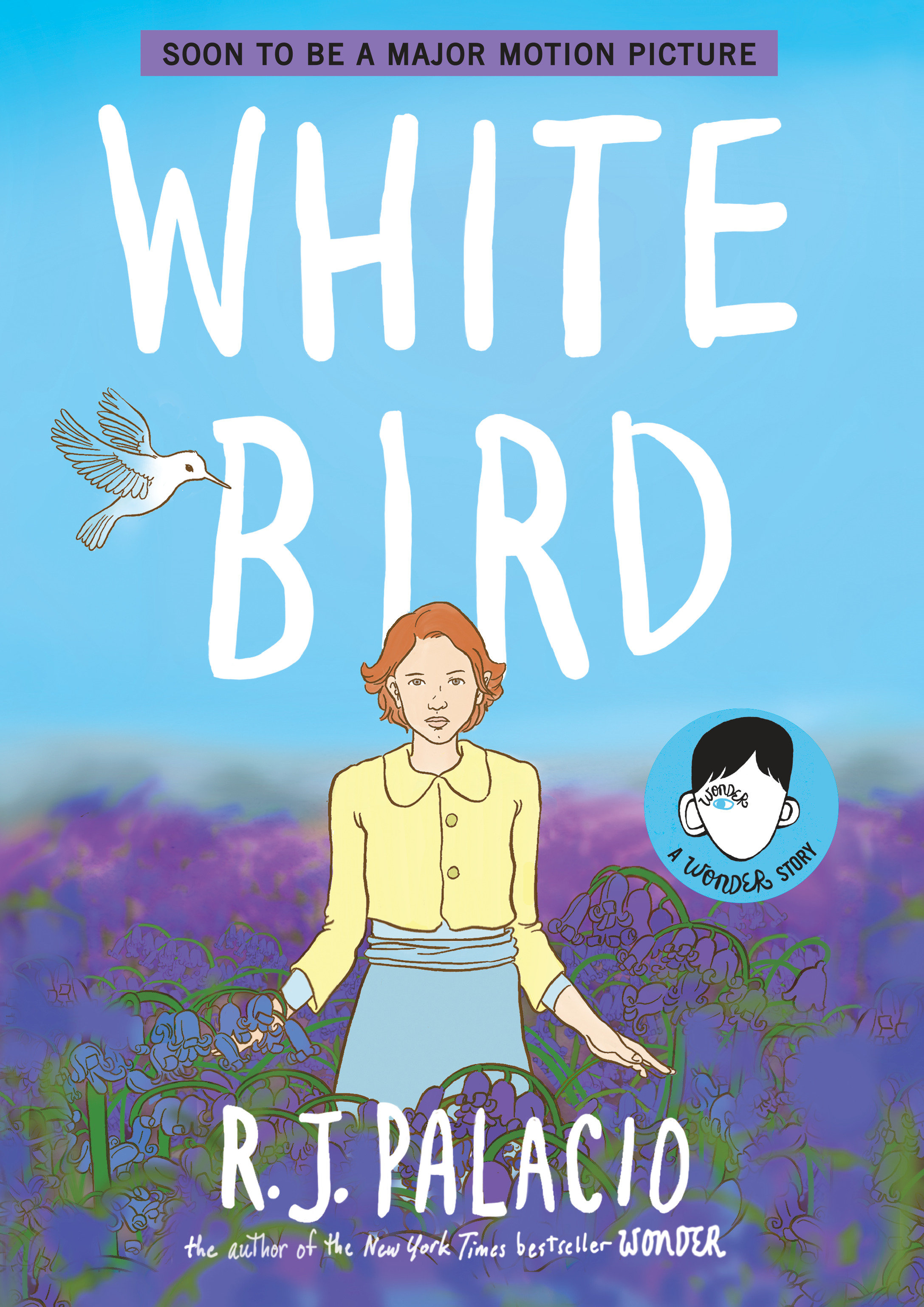 Cover Image of White Bird: A Wonder Story