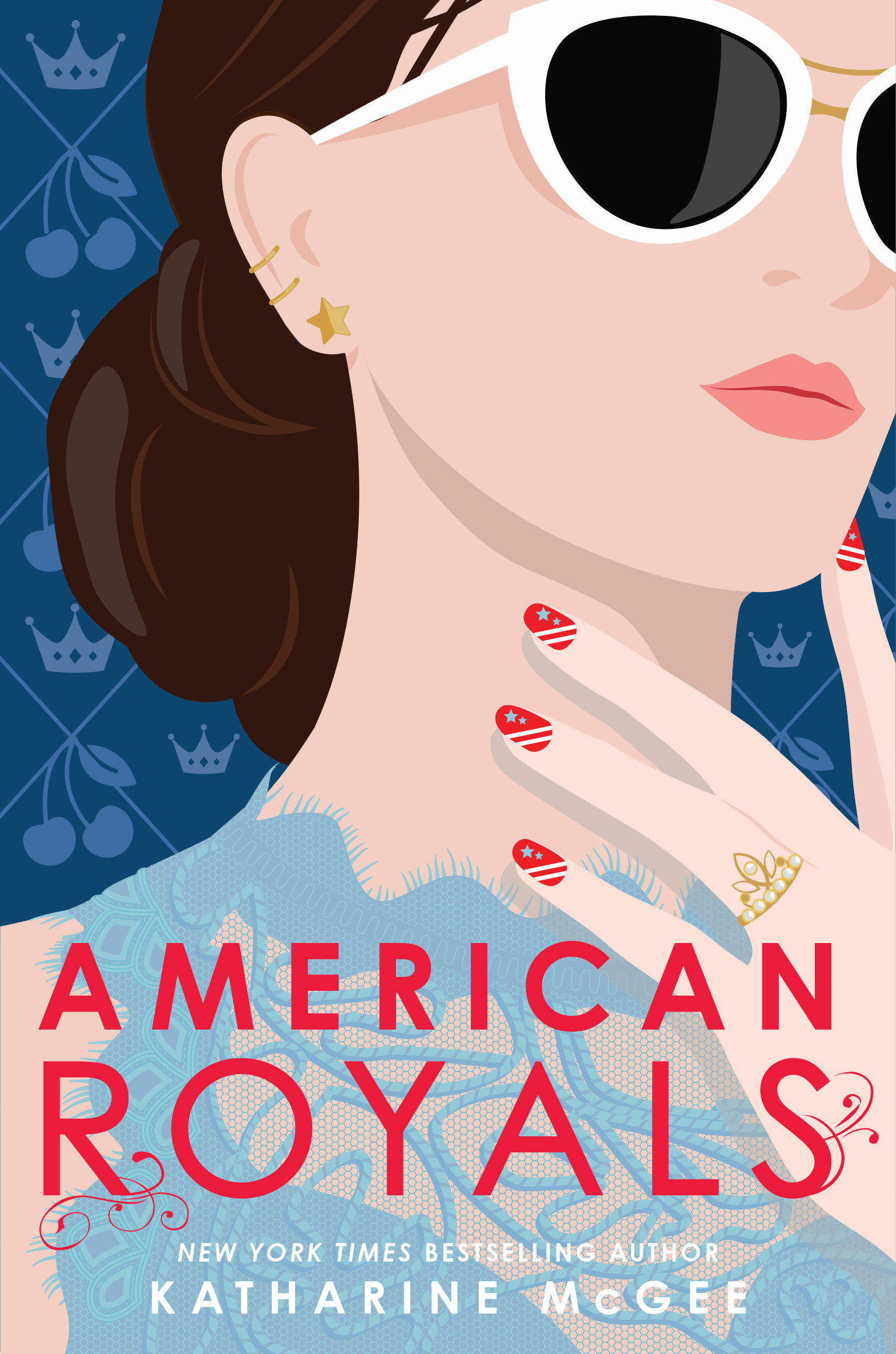 Cover Image of American Royals