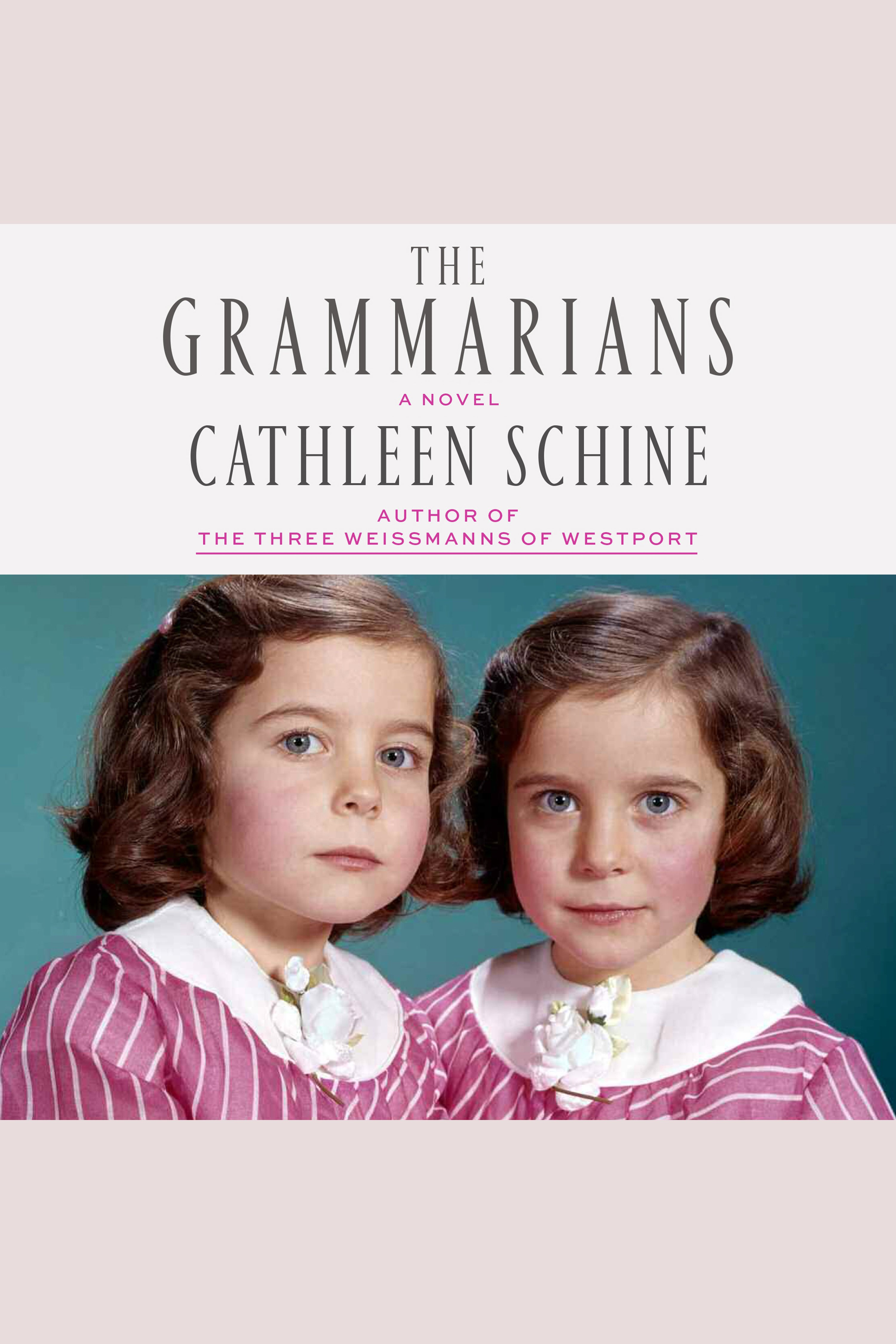 The grammarians cover image