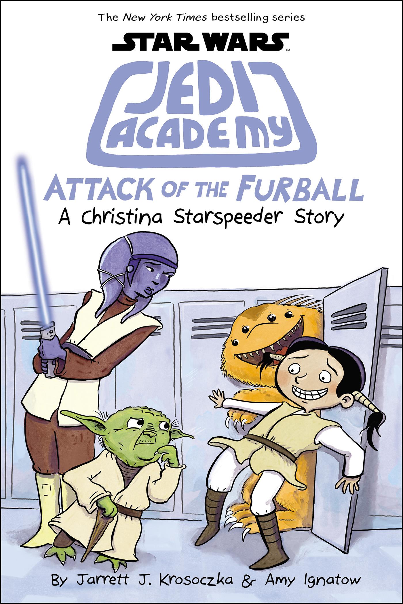Jedi Academy #8 (Star Wars: Jedi Academy)