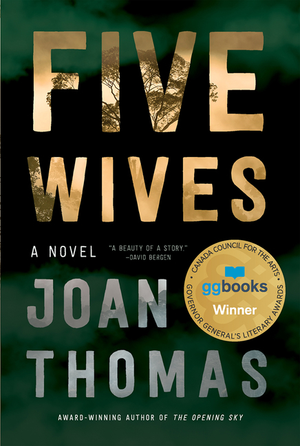 Cover Image of Five Wives