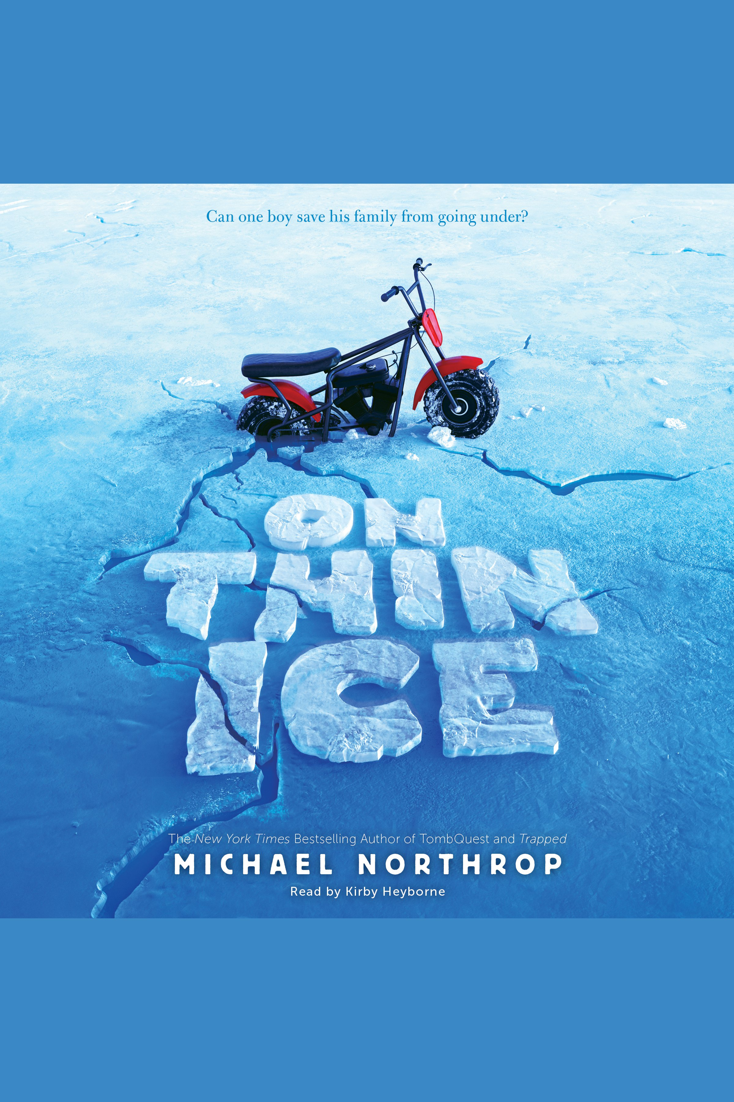On Thin Ice cover image