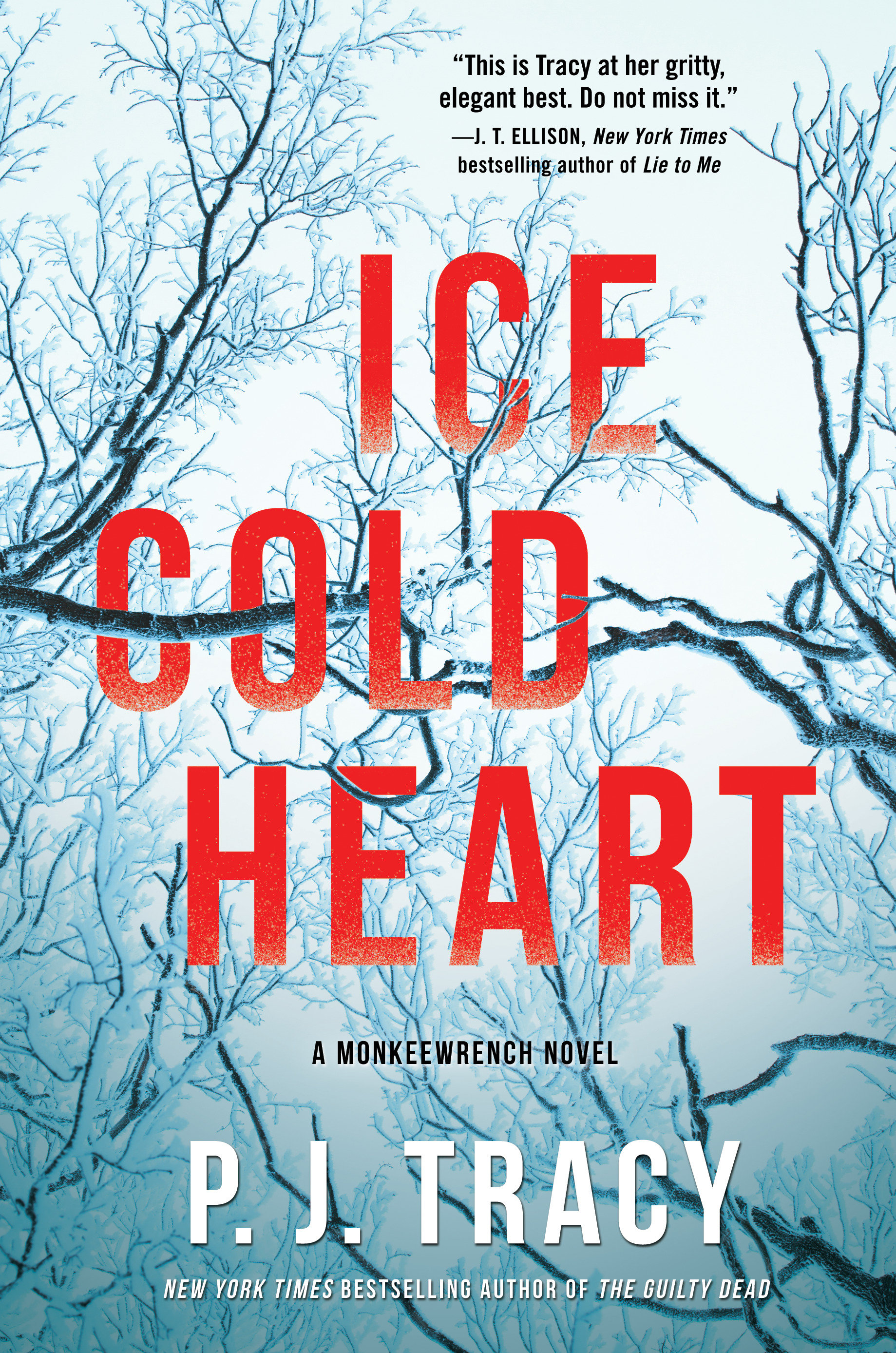 Ice Cold Heart A Monkeewrench Novel