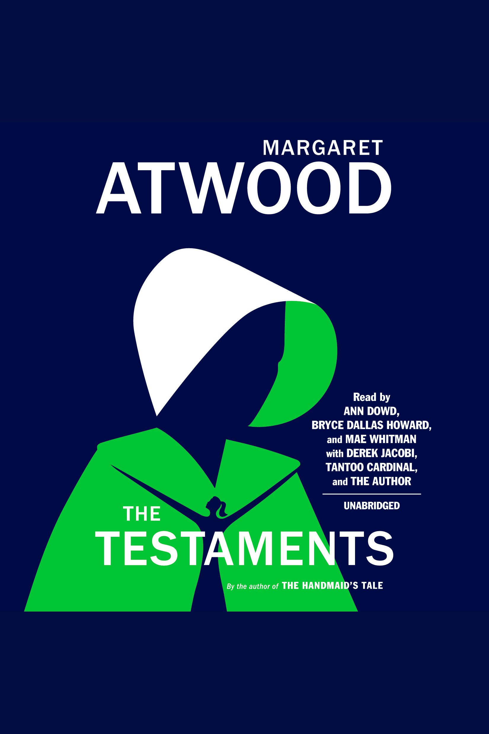 The testaments cover image