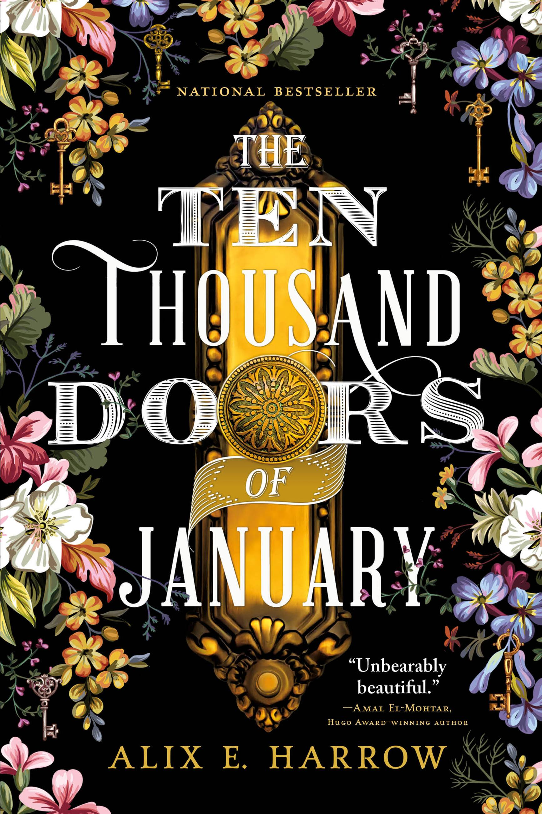 The Ten Thousand Doors of January [electronic resource]
