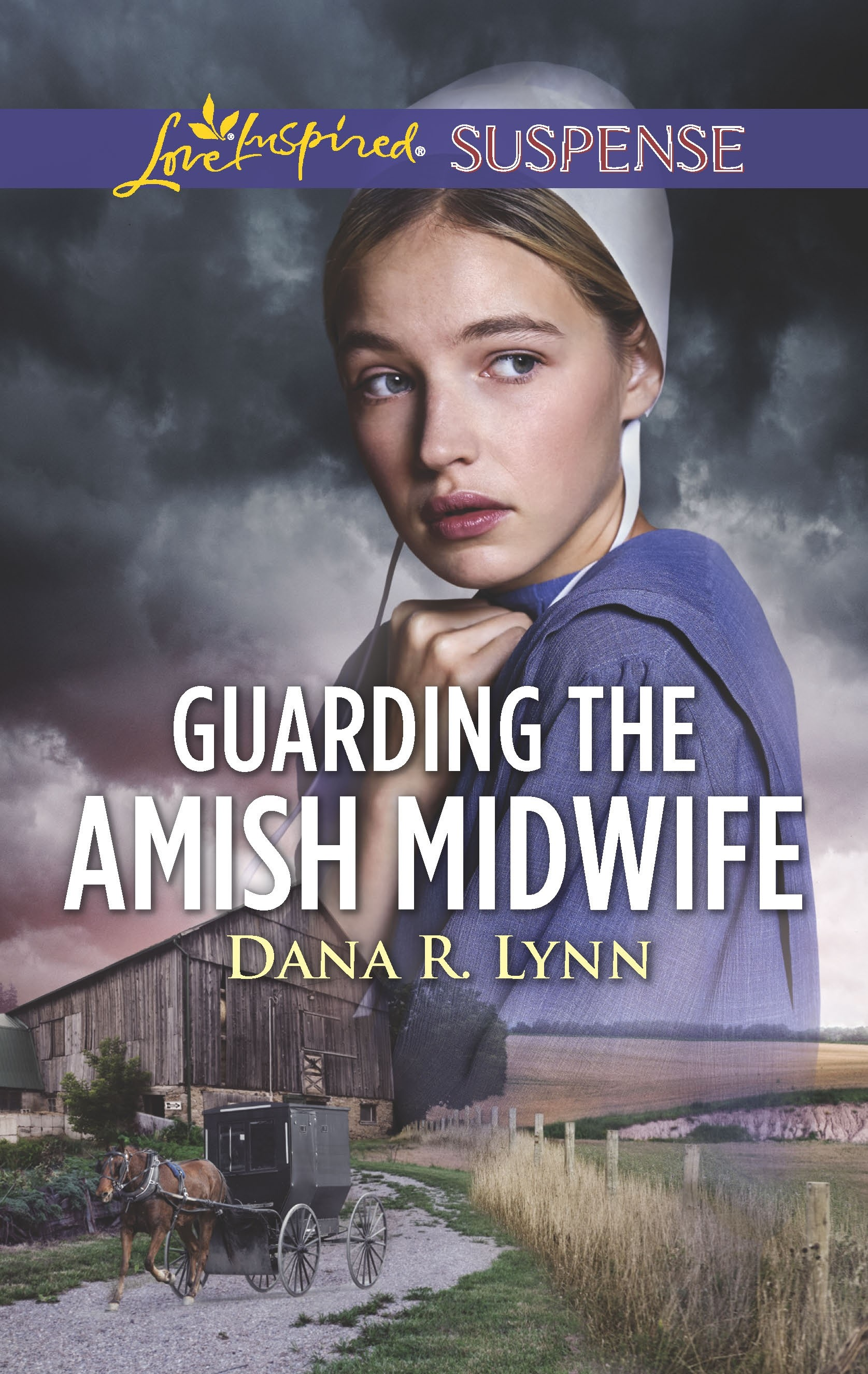 Guarding the Amish Midwife A Riveting Western Suspense