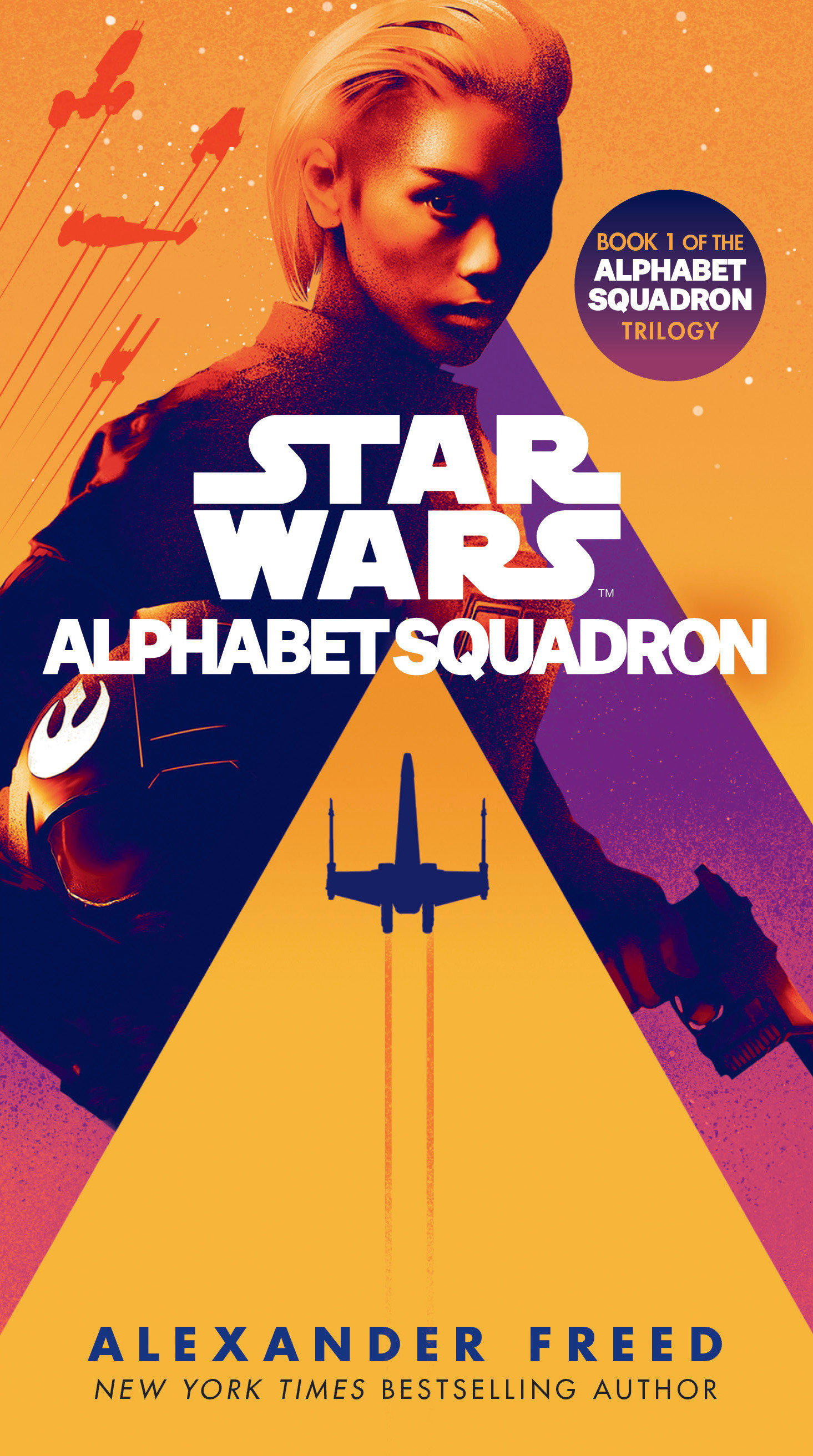 Cover image for Alphabet Squadron (Star Wars) [electronic resource] :