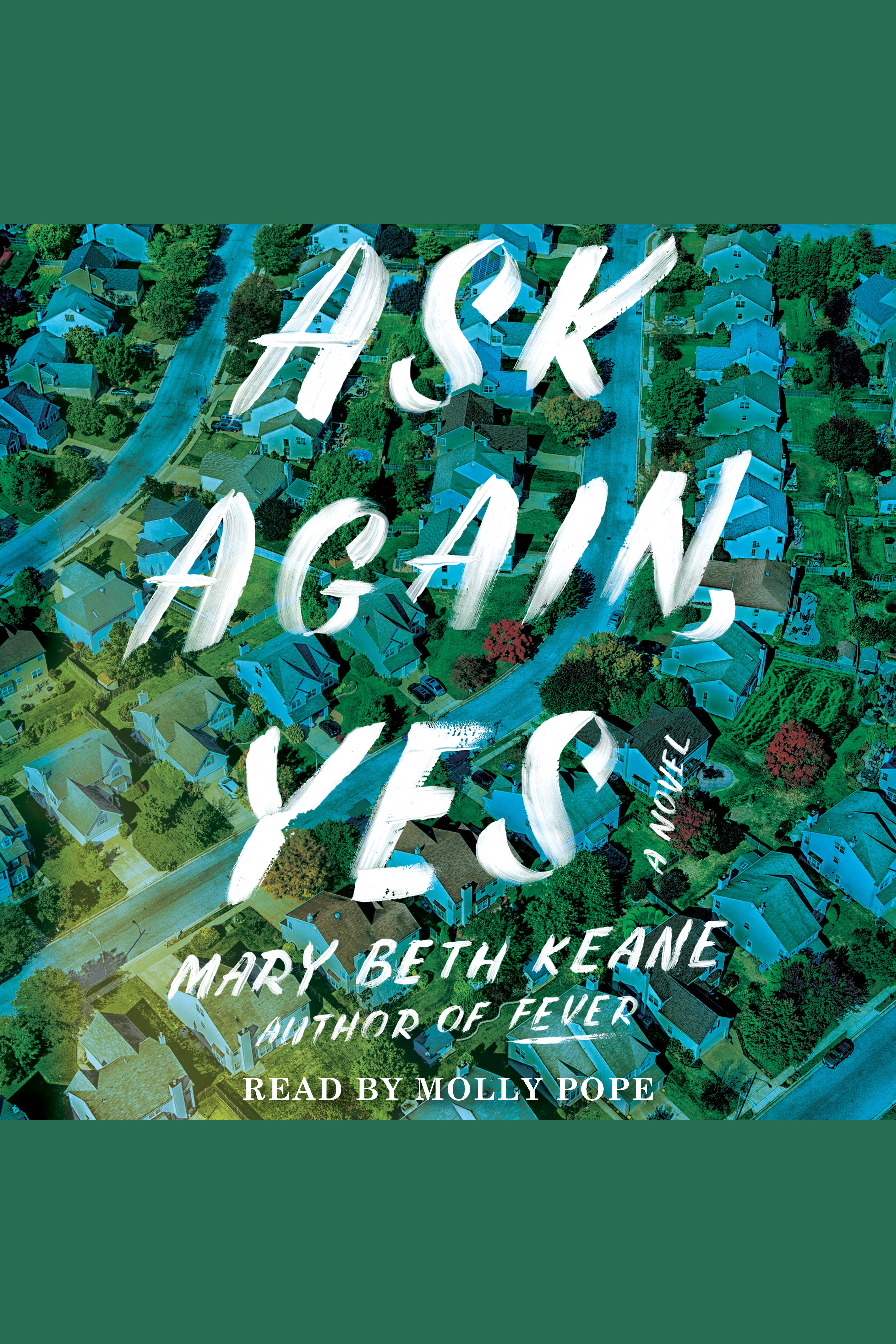 Ask again, yes cover image