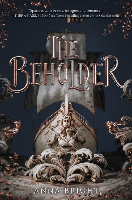 The beholder cover image