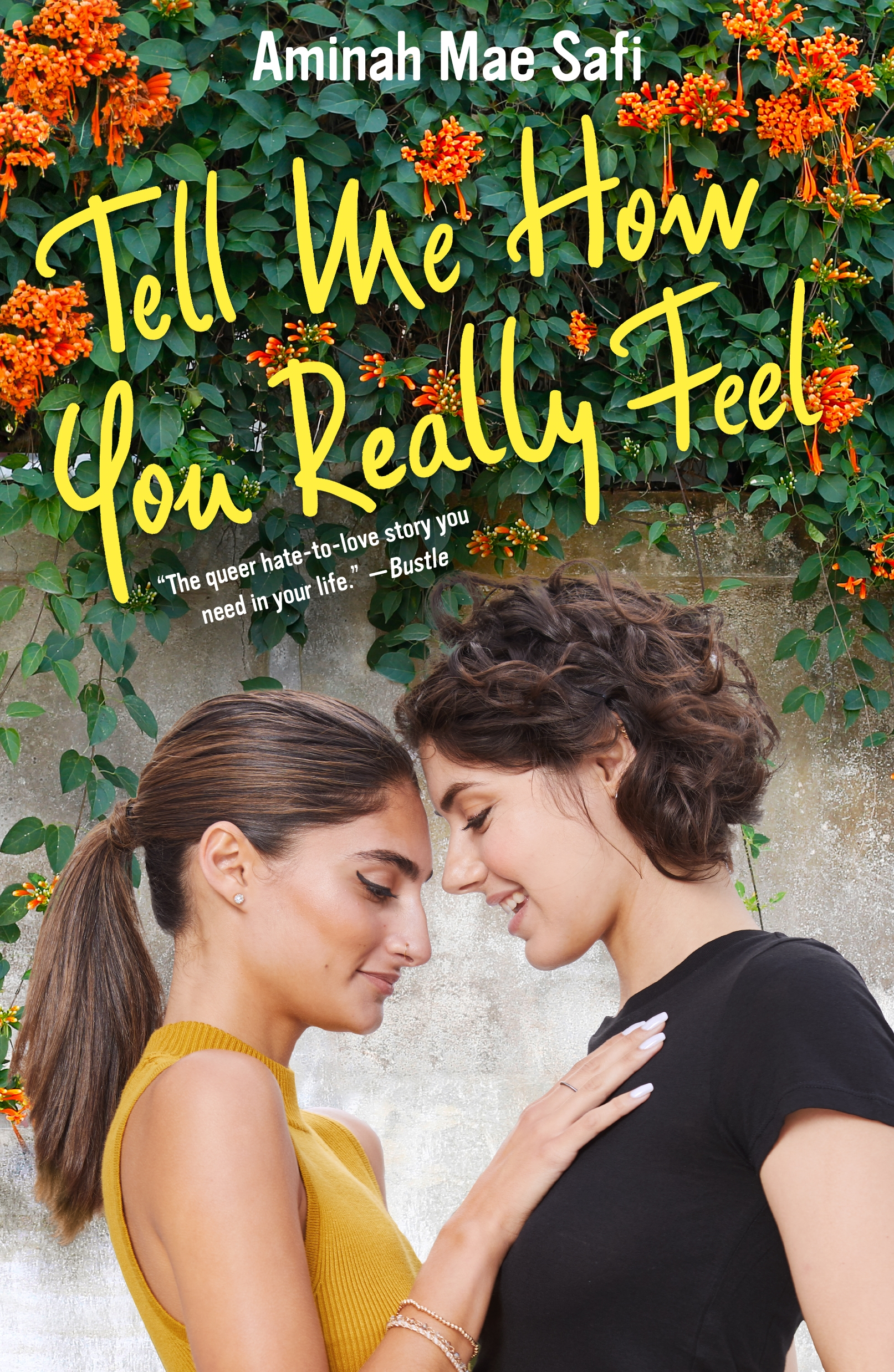 Tell me how you really feel cover image