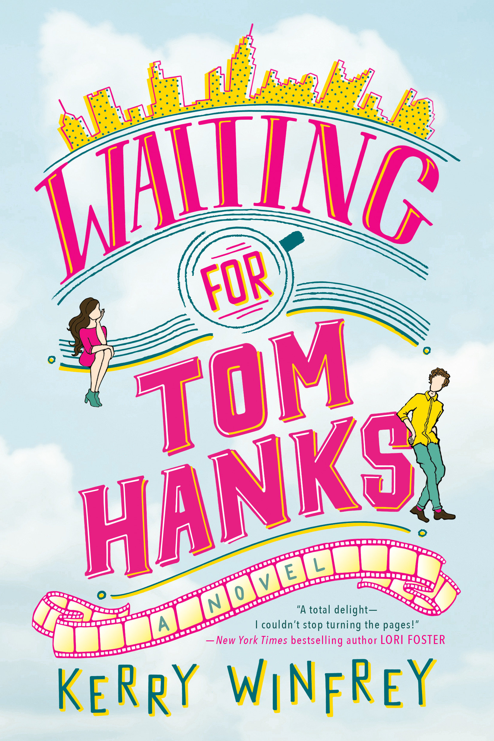 Cover Image of Waiting for Tom Hanks