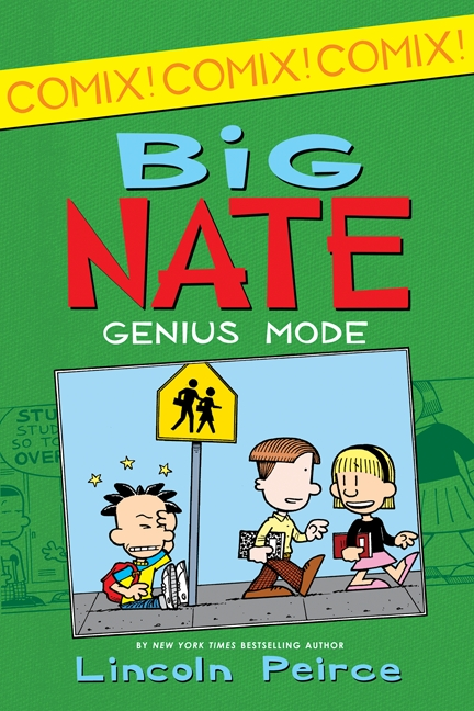 Big Nate: Genius Mode [electronic resource (downloadable eBook)]