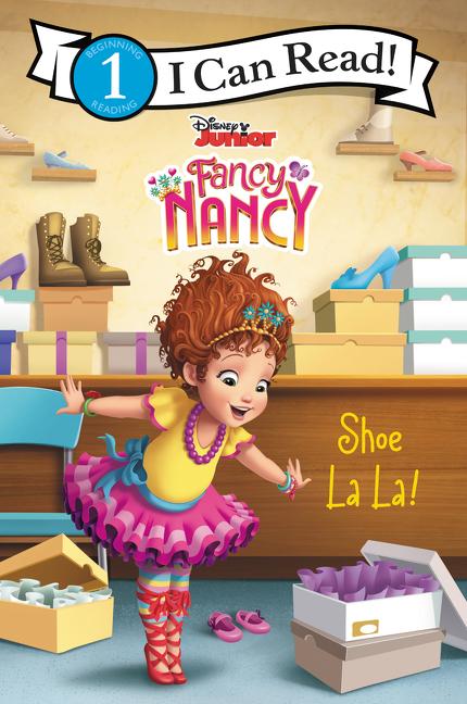 Shoe la la! cover image