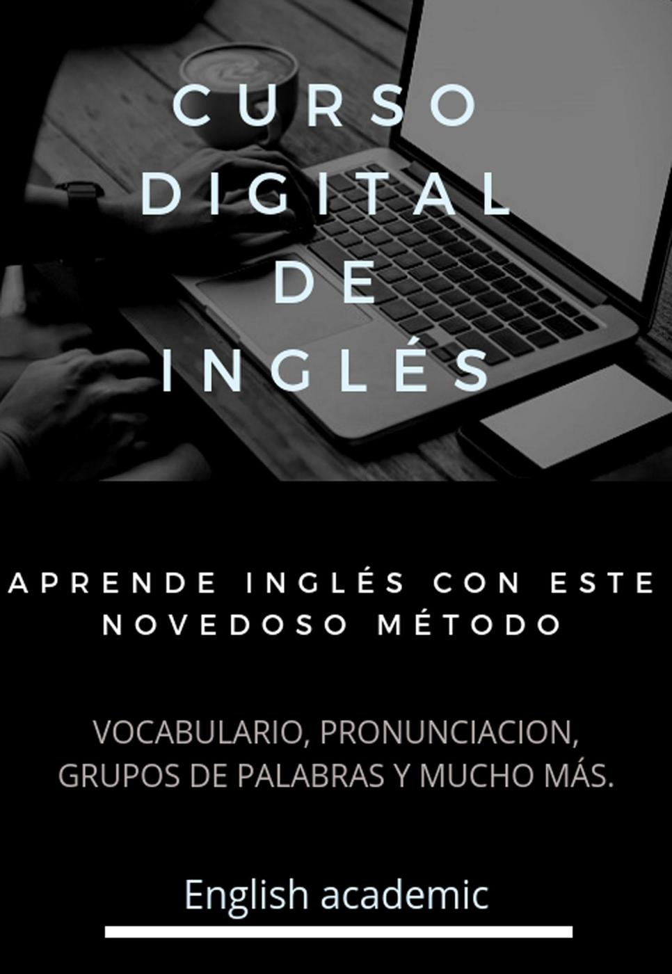 Curso digital de inglés [electronic resource]