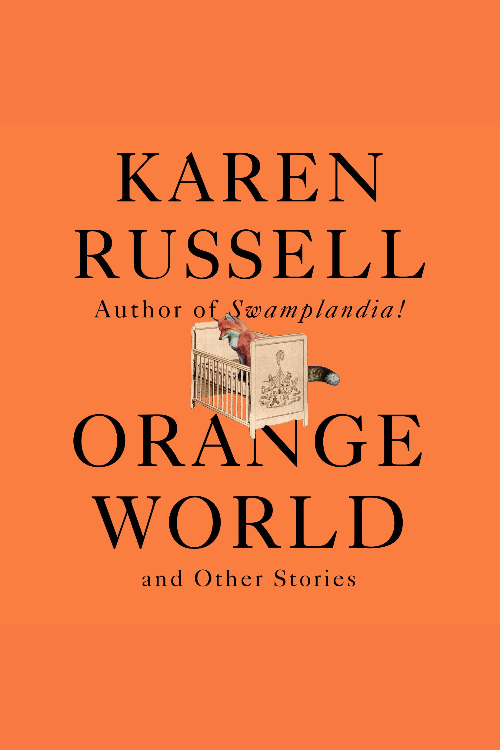 Orange World and Other Stories [electronic resource]