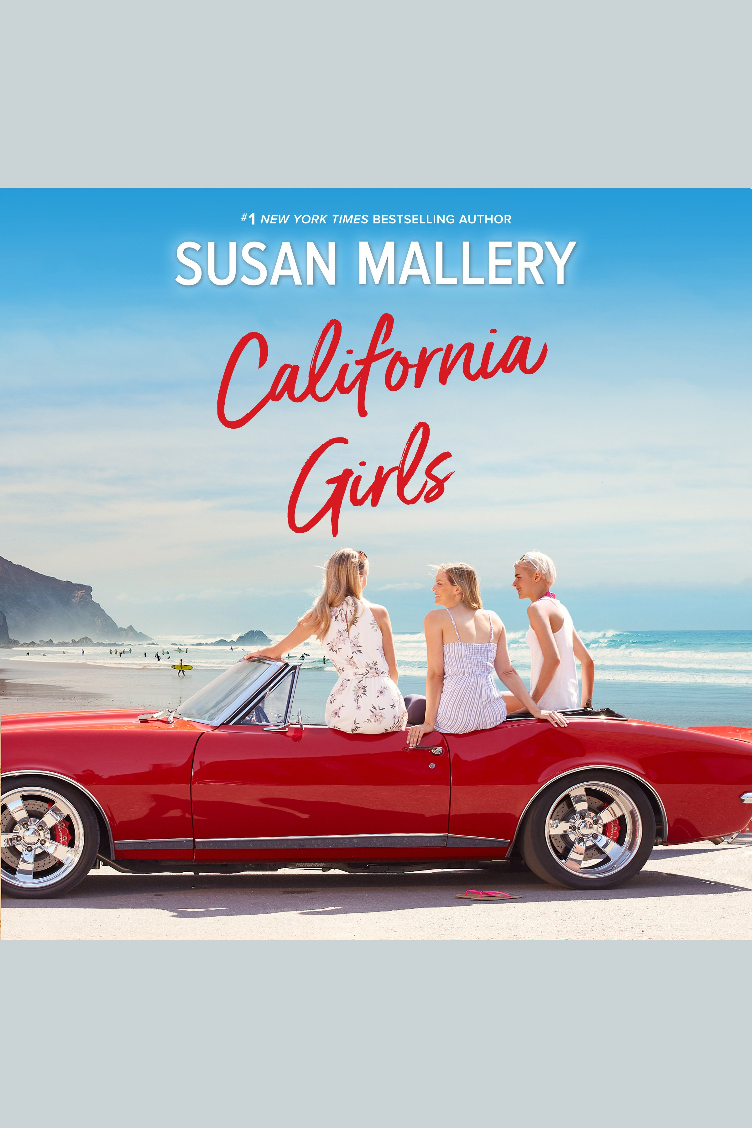 California girls cover image