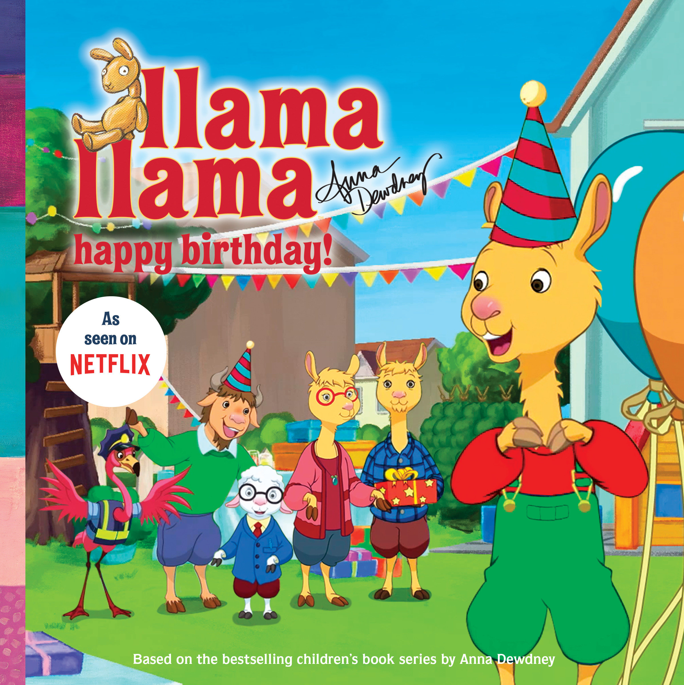Llama llama happy birthday! [electronic resource (downloadable eBook)]