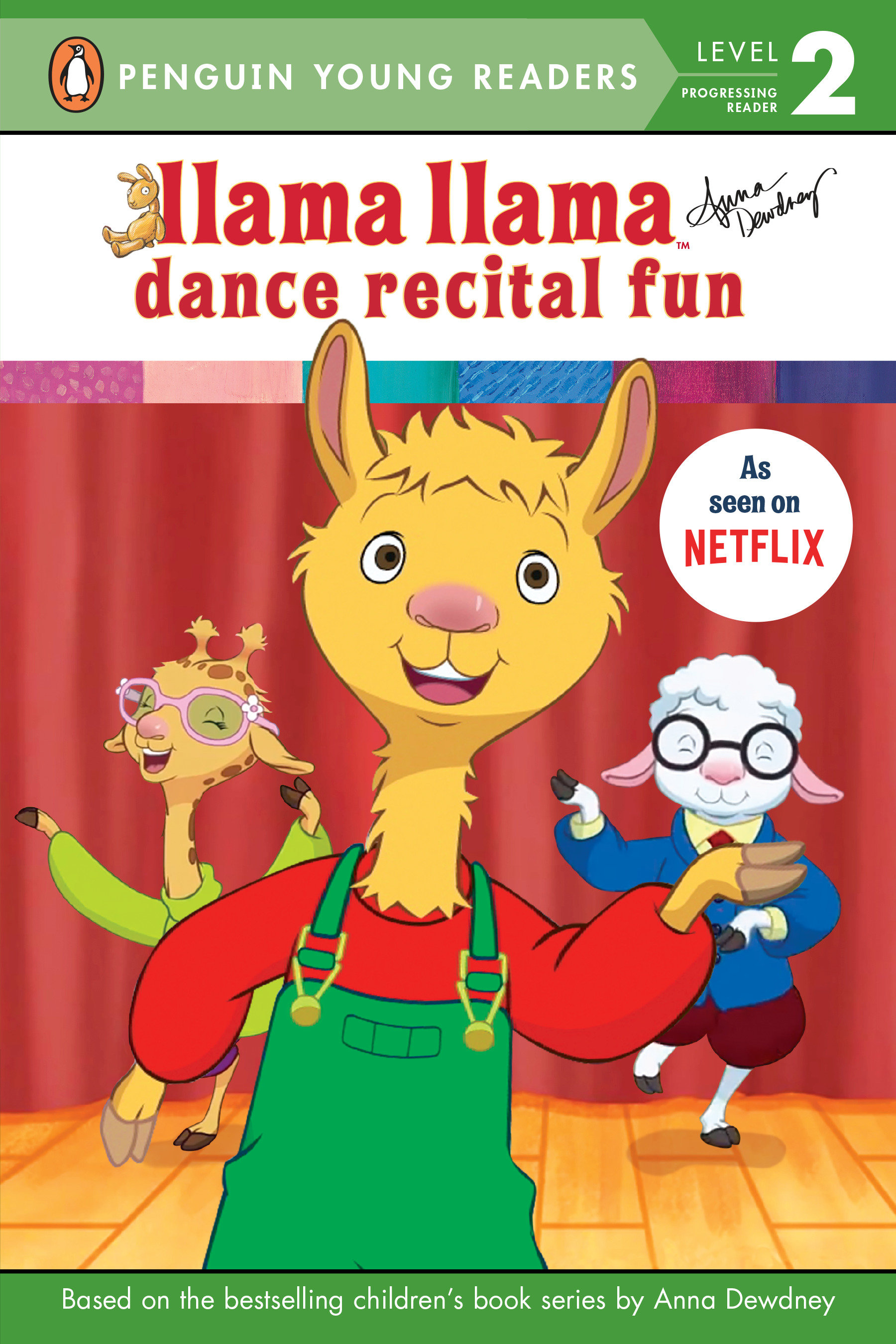 Llama Llama dance recital fun [electronic resource (downloadable eBook)]