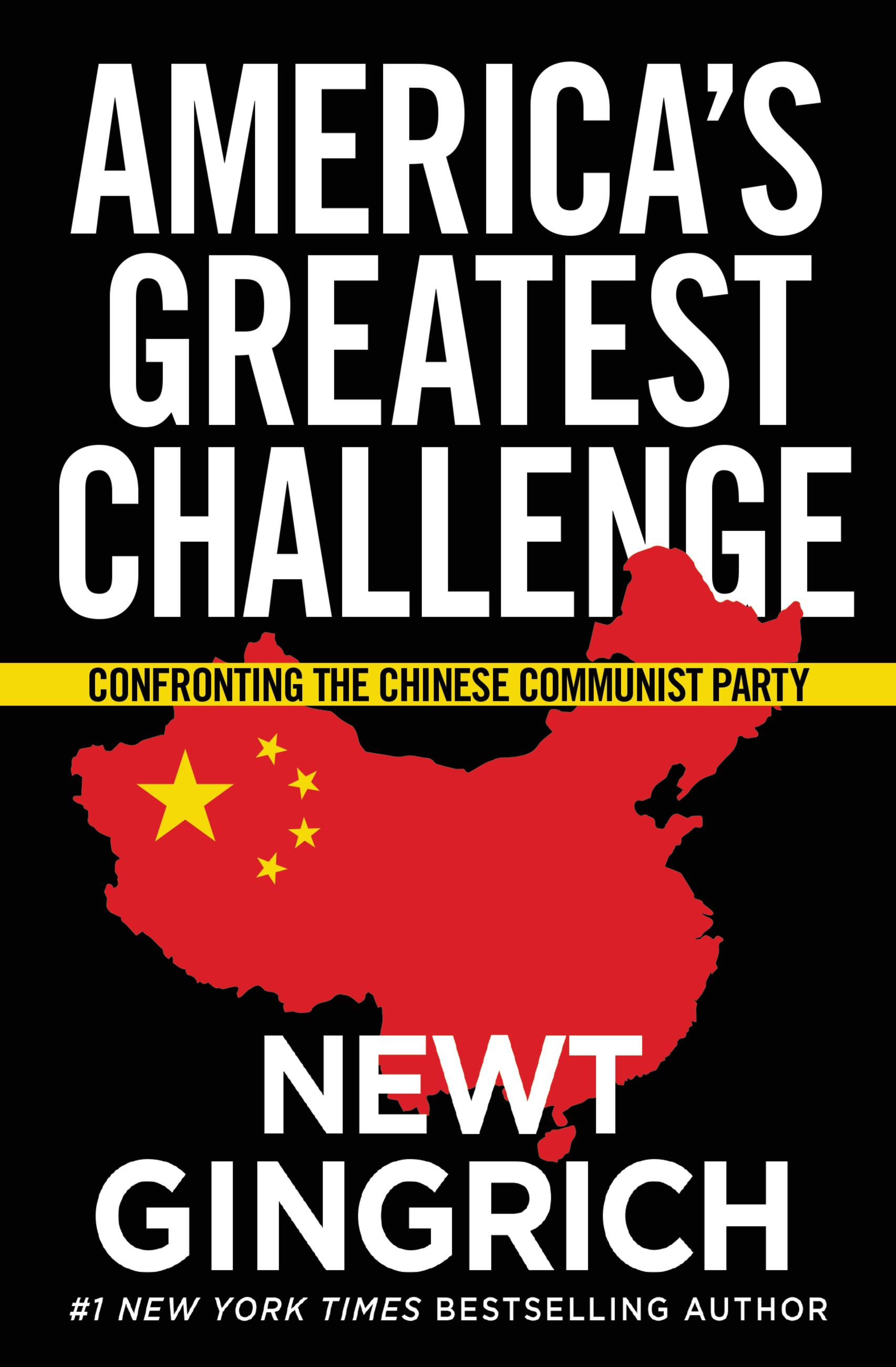 Trump vs. China Facing America's Greatest Threat