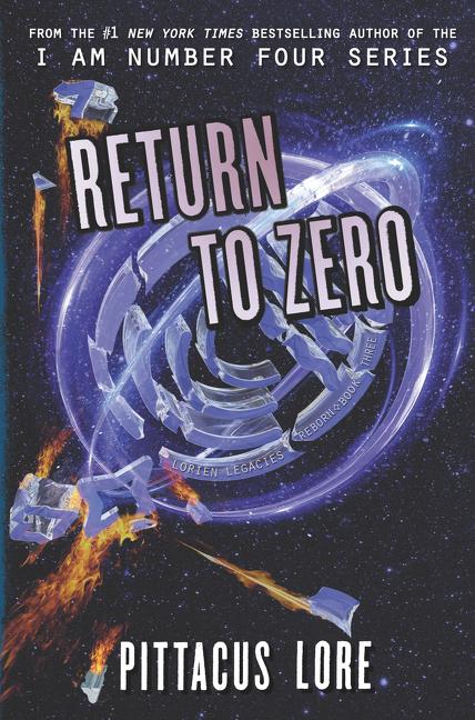 Cover Image of Return to Zero
