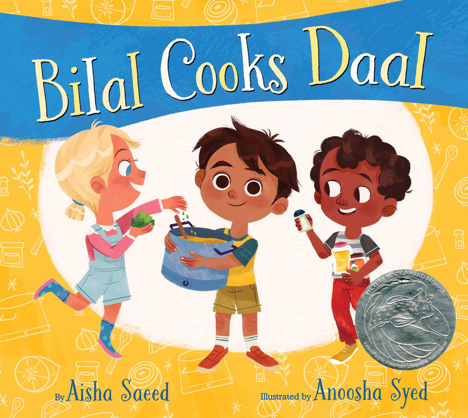 Cover Image of Bilal Cooks Daal
