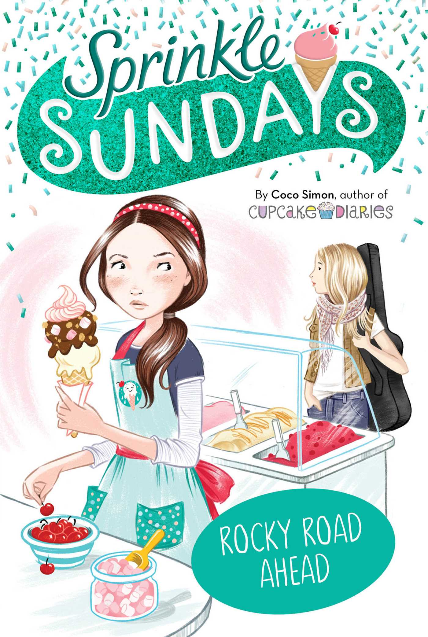 Rocky road ahead cover image