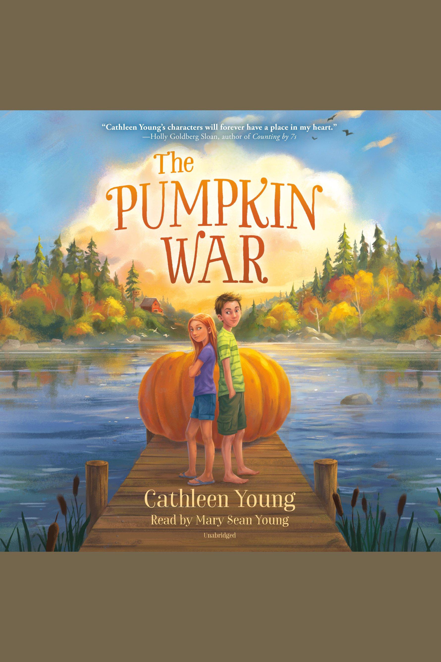 The pumpkin war cover image