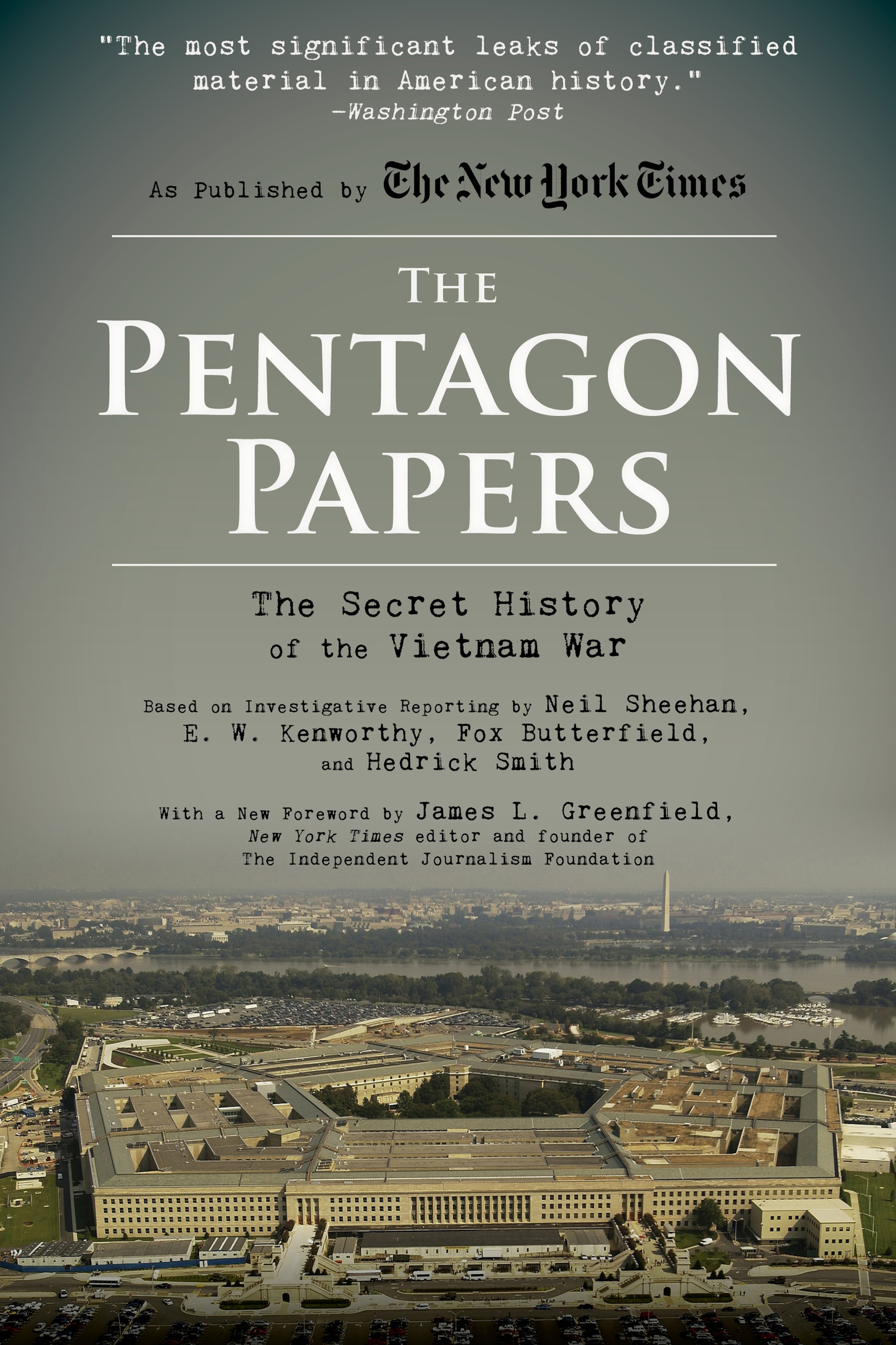 Cover Image of The Pentagon Papers