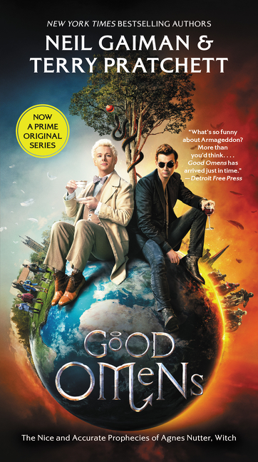 Good omens the nice and accurate prophecies of Agnes Nutter, witch cover image