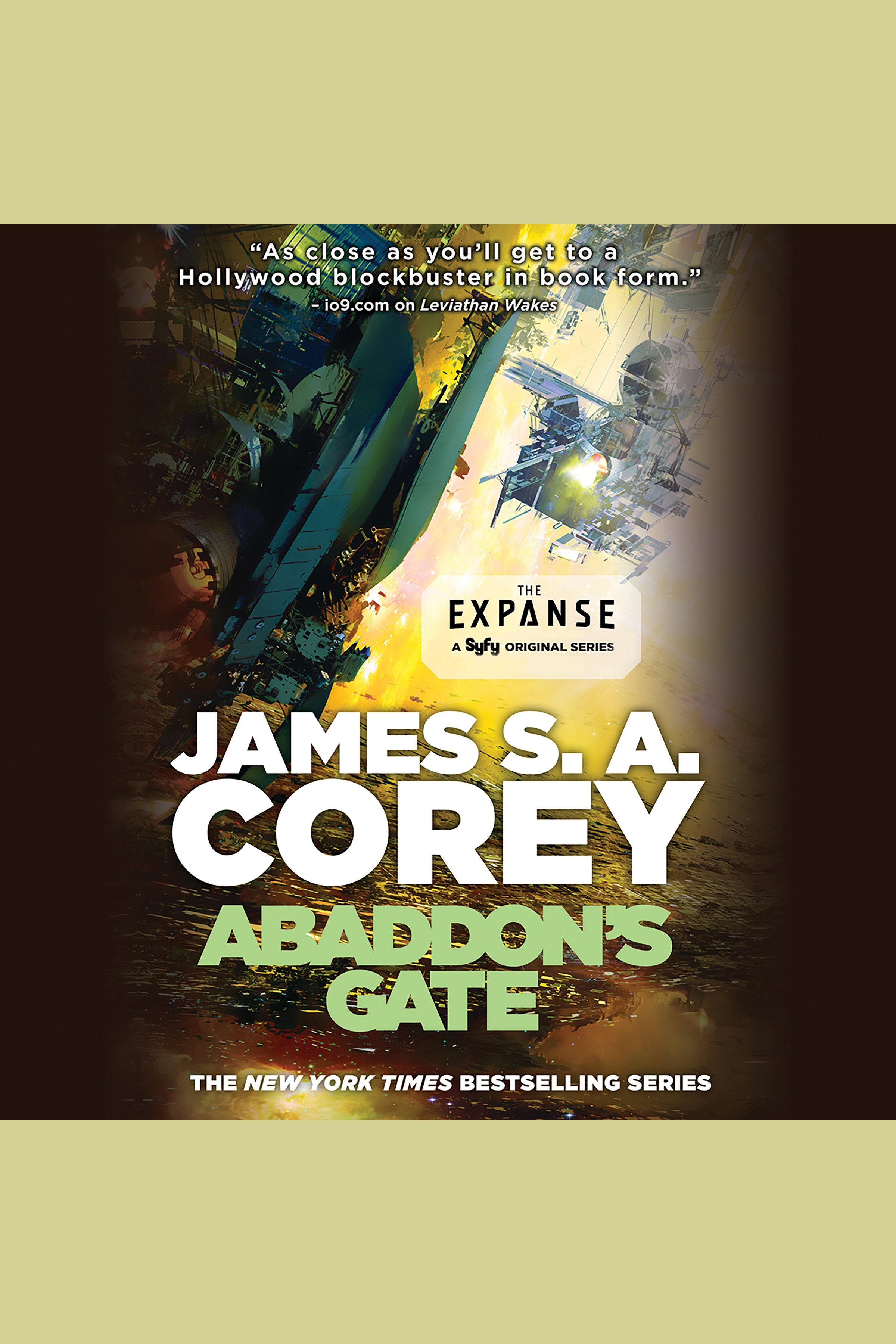 Abaddon's Gate cover image