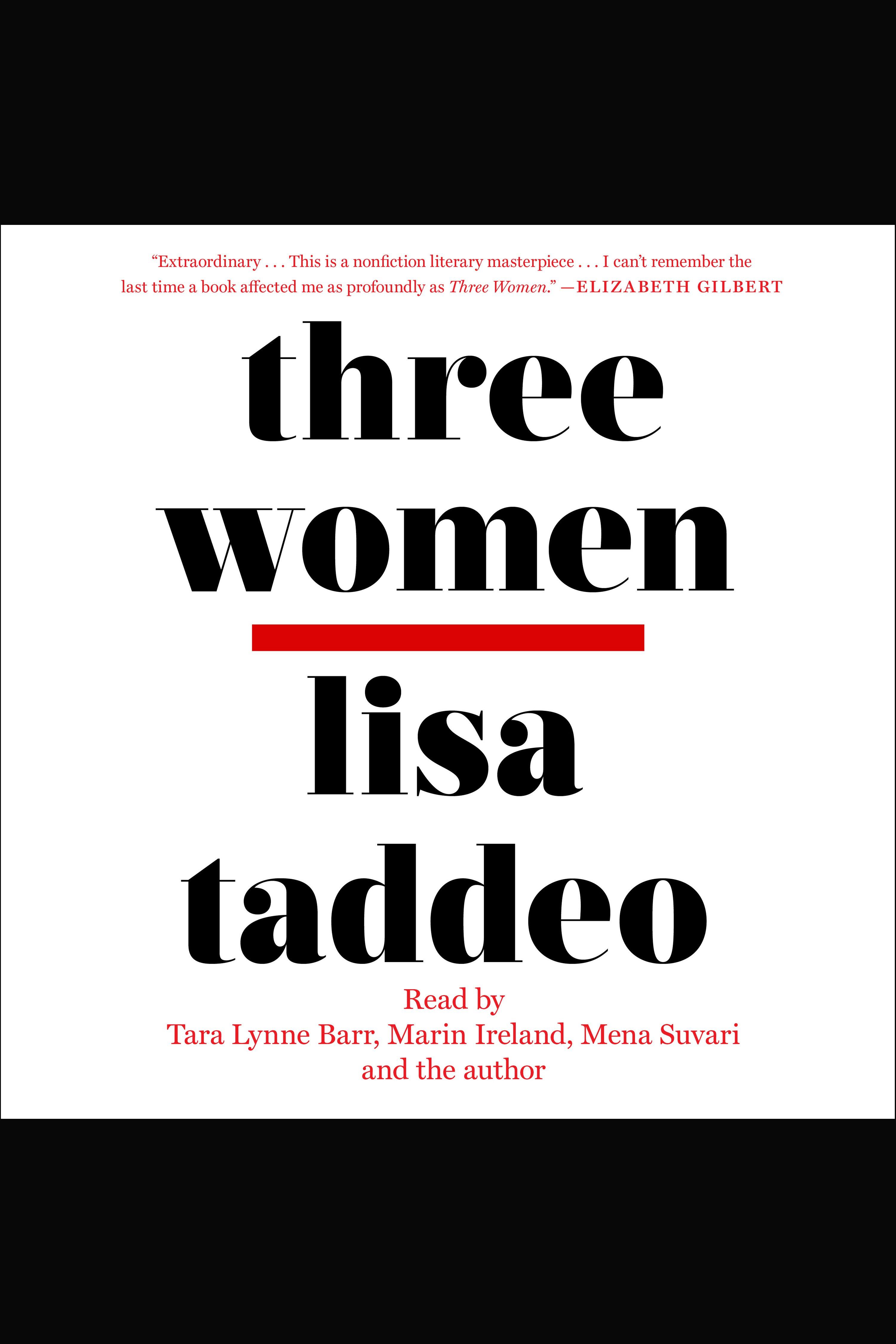 Three women cover image