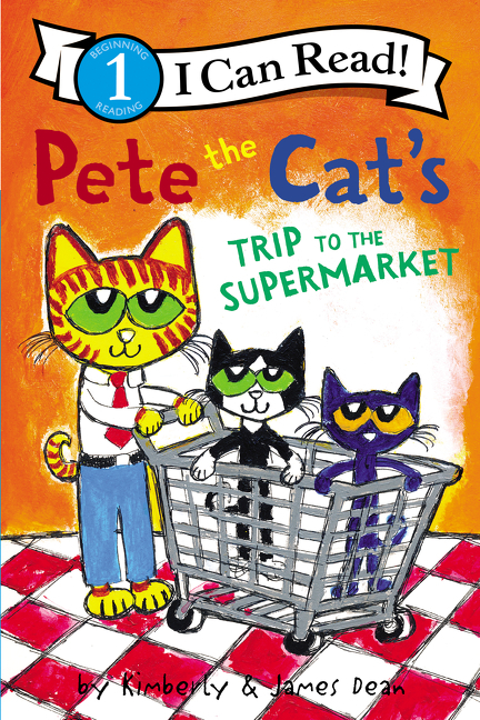 Pete the Cat's trip to the supermarket [electronic resource (downloadable eBook)] : Read-Along