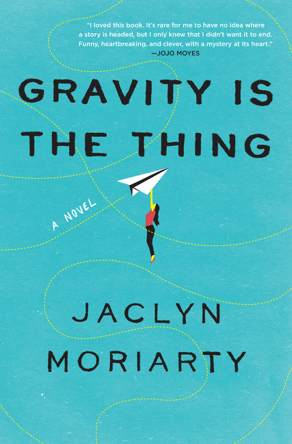Gravity is the thing cover image