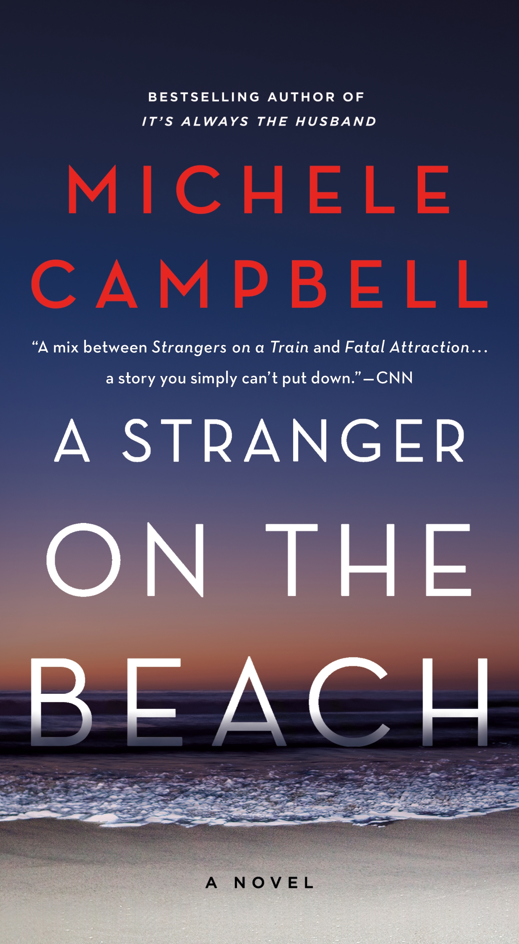 Cover Image of A Stranger on the Beach