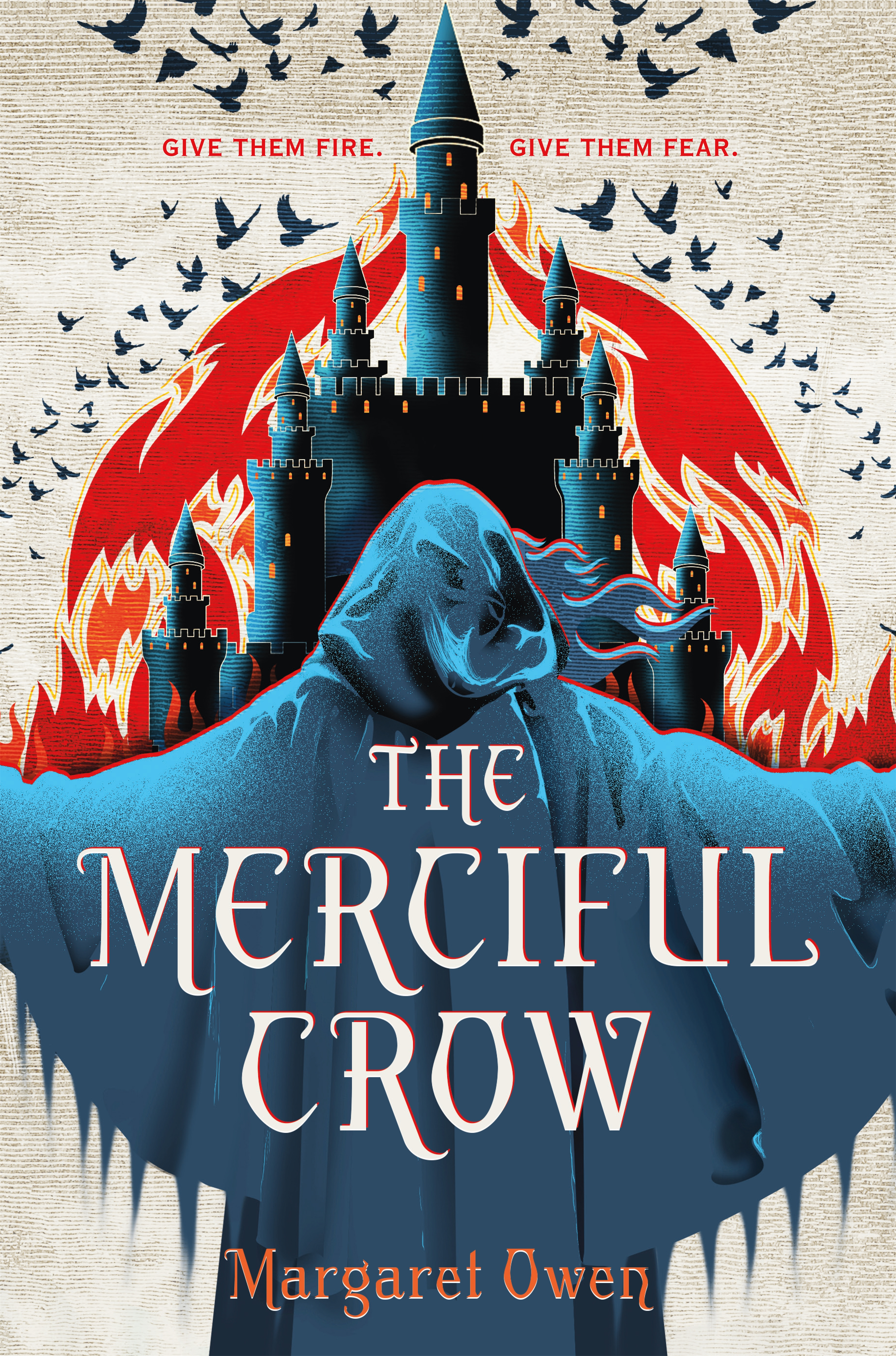The merciful crow cover image