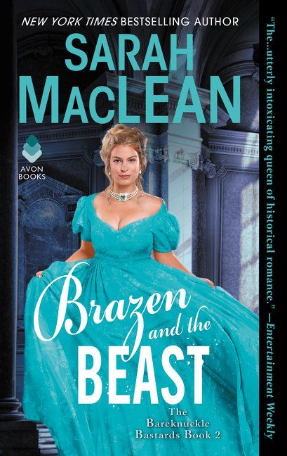 Brazen and the beast cover image
